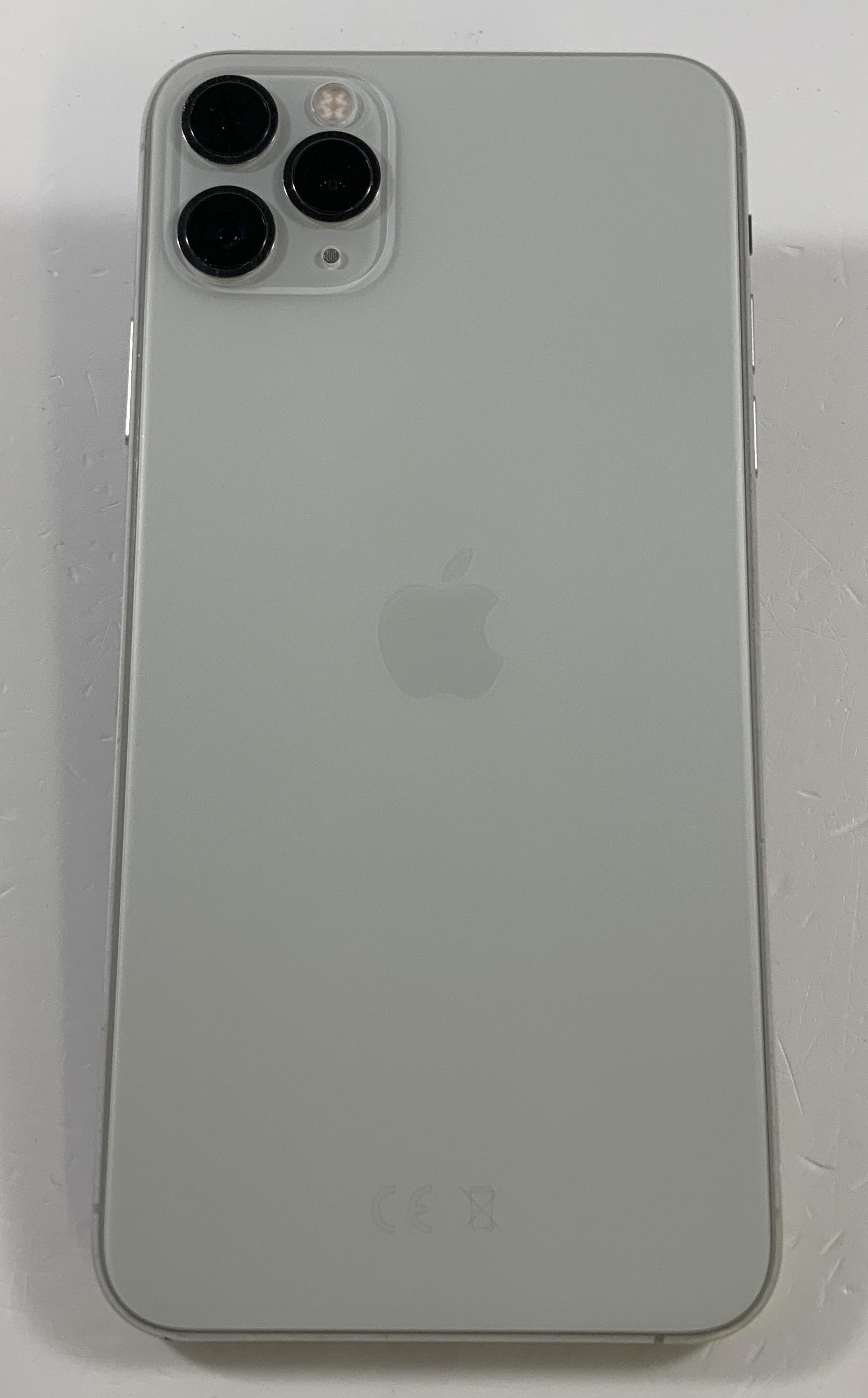 iPhone 11 Pro Max 64GB, 64GB, Silver, Afbeelding 2
