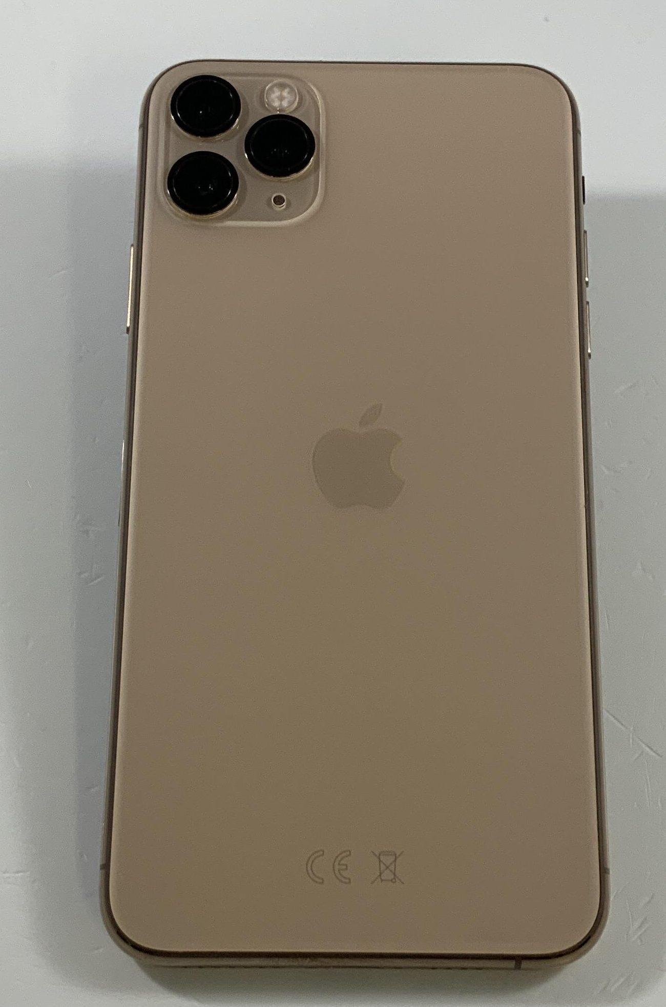 iPhone 11 Pro Max 64GB, 64GB, Gold, Kuva 2
