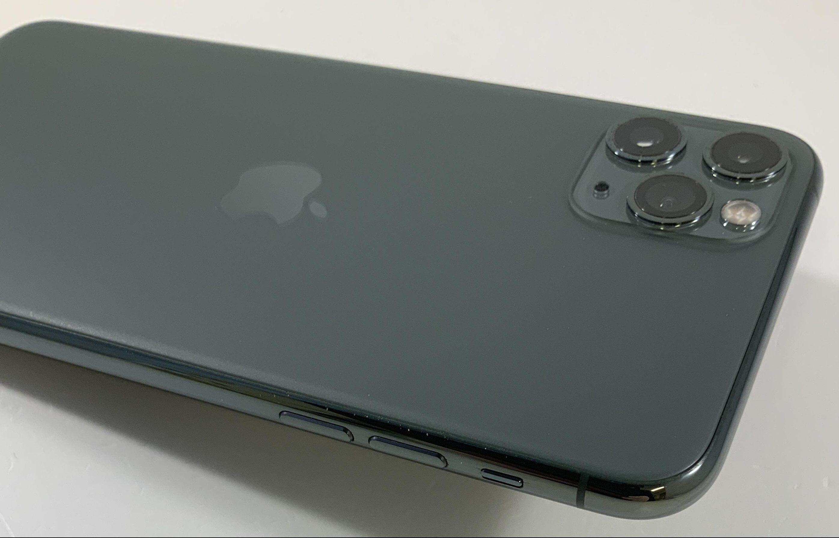 iPhone 11 Pro Max 64GB, 64GB, Midnight Green, Kuva 3