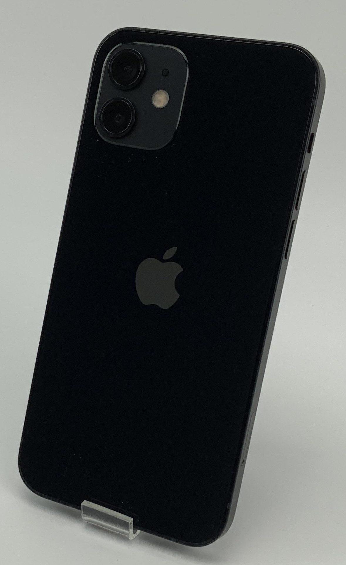 iPhone 12 64GB, 64GB, Black, obraz 2