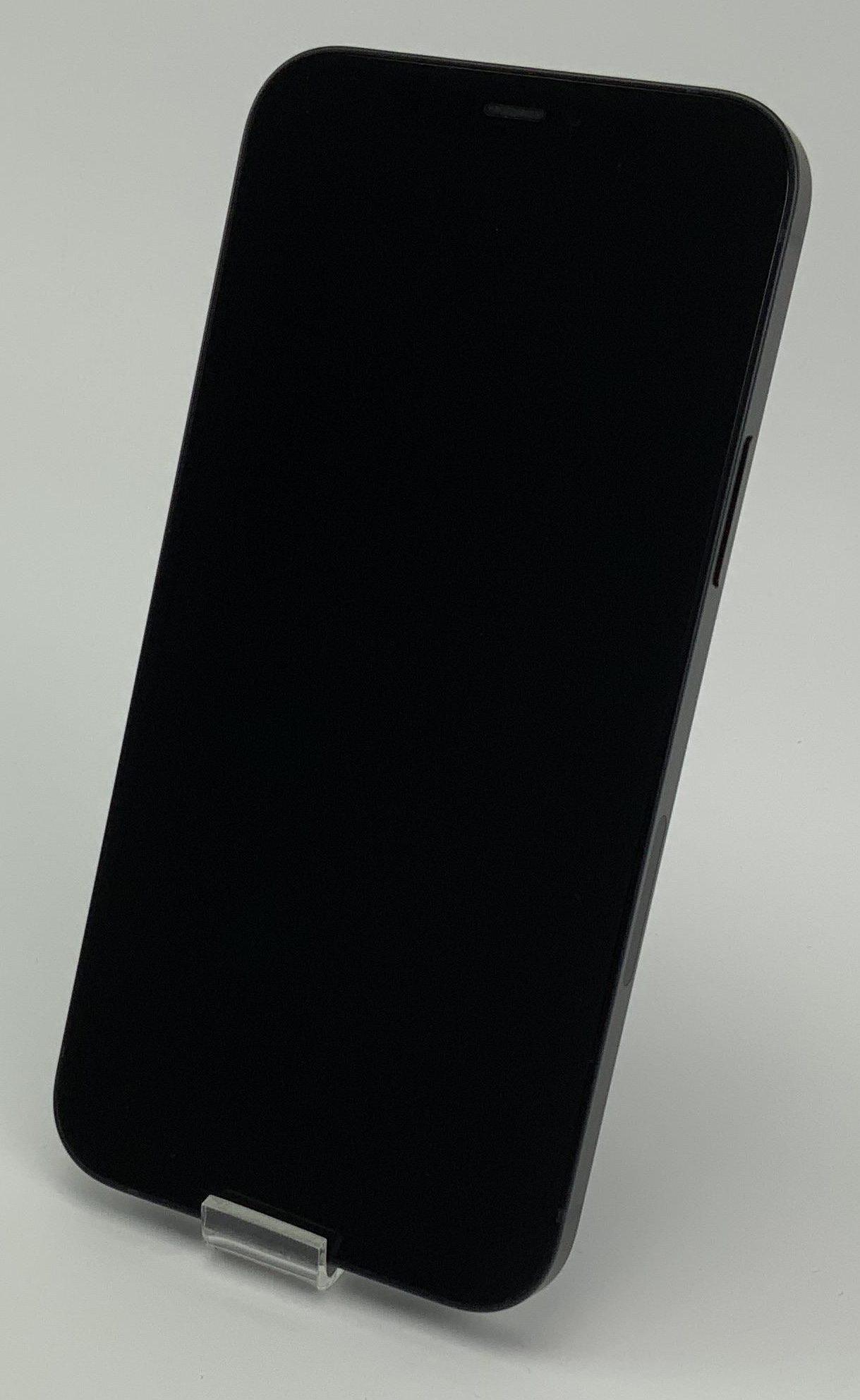 iPhone 12 64GB, 64GB, Black, obraz 1