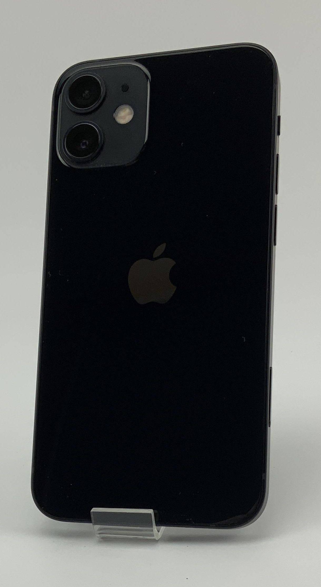 iPhone 12 Mini 128GB, 128GB, Black, bild 3
