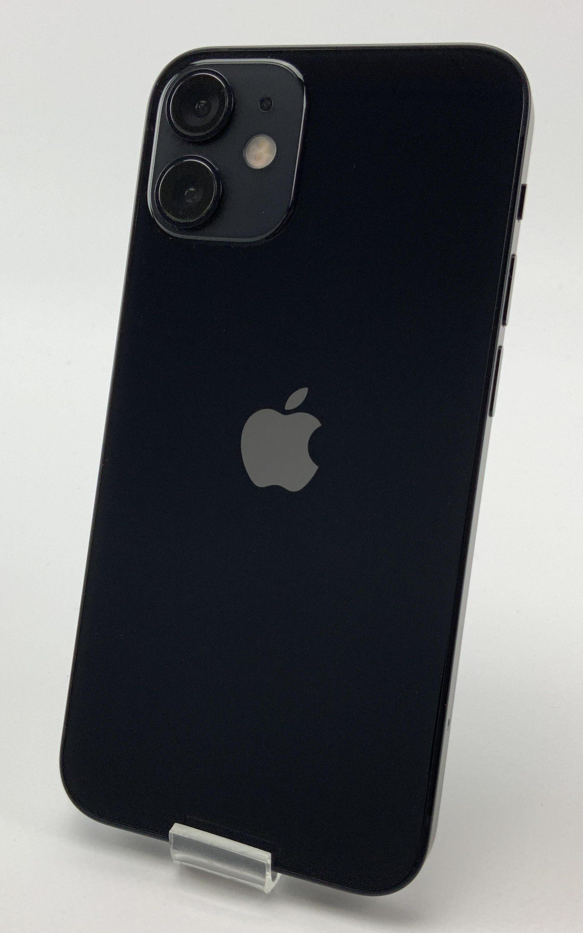 iPhone 12 Mini 256GB, 256GB, Black, Kuva 2