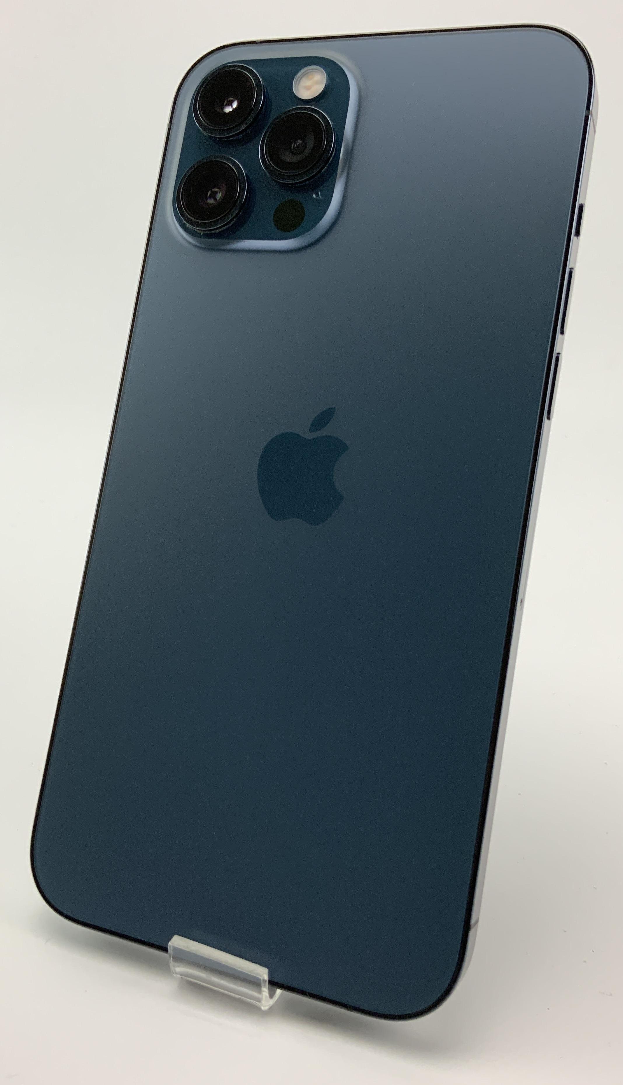 iPhone 12 Pro Max 256GB, 256GB, Pacific Blue, Afbeelding 2