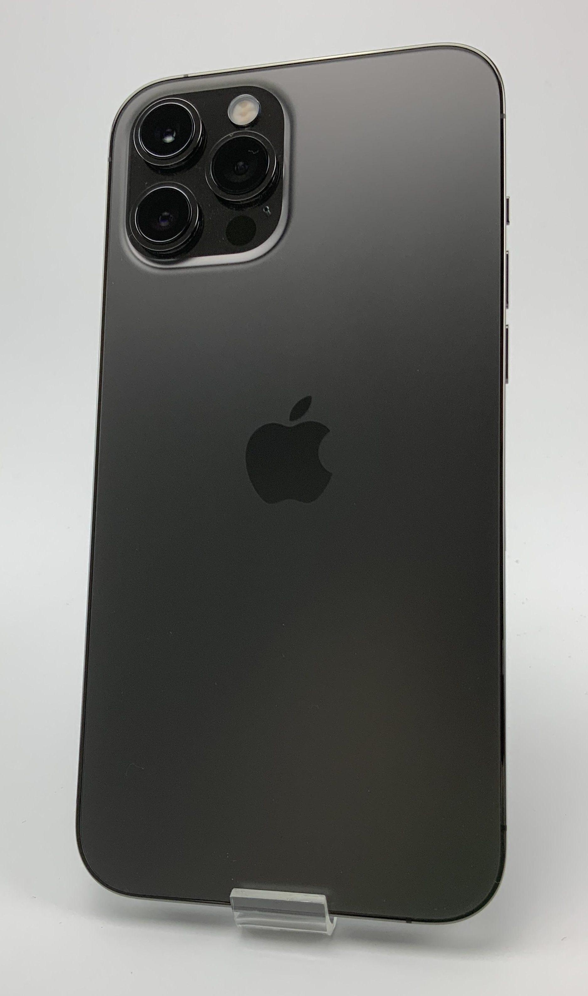 iPhone 12 Pro Max 512GB, 512GB, Graphite, bild 2