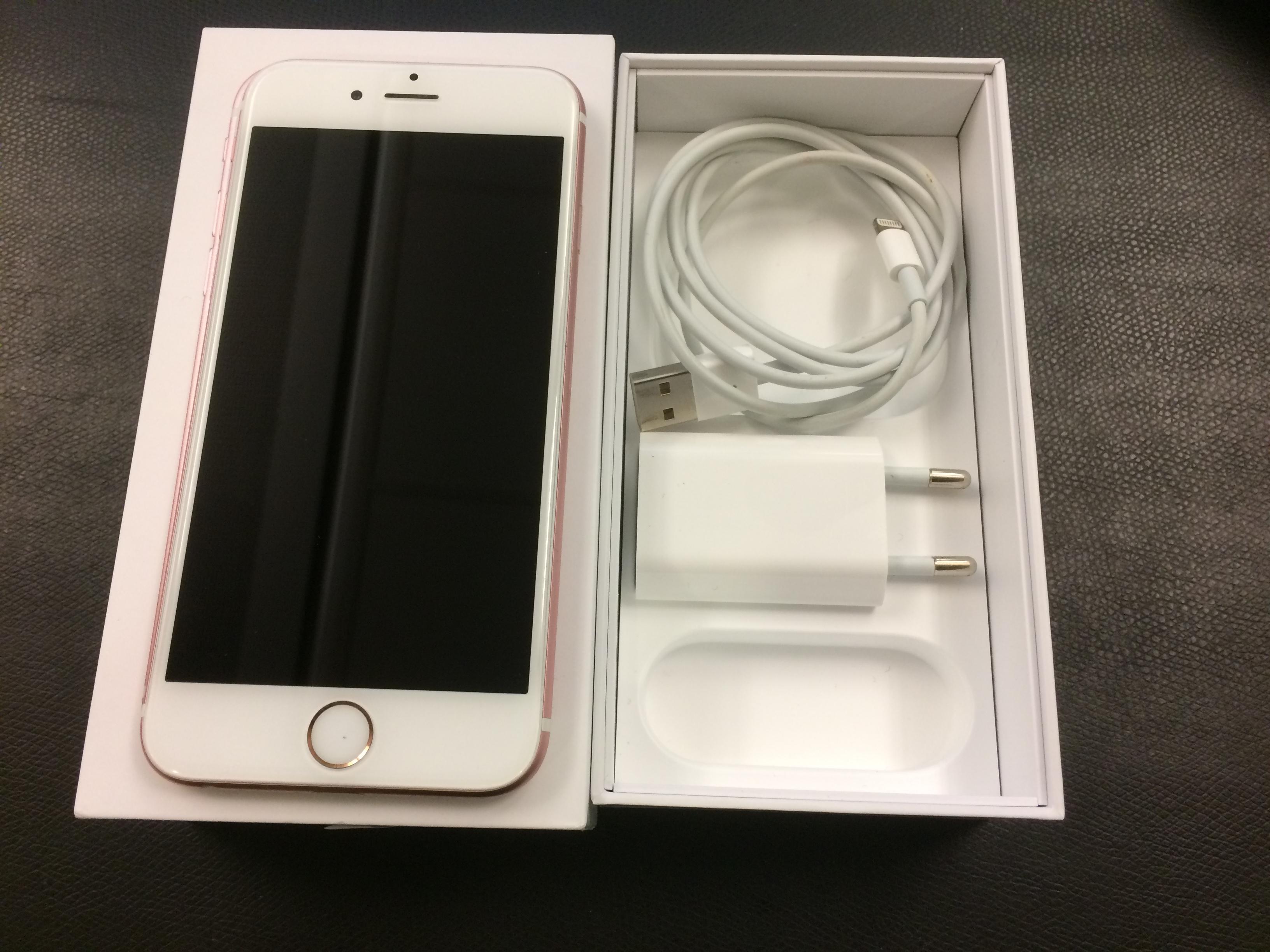 iPhone 6S 16GB, 16GB, ROSE GOLD, bild 1