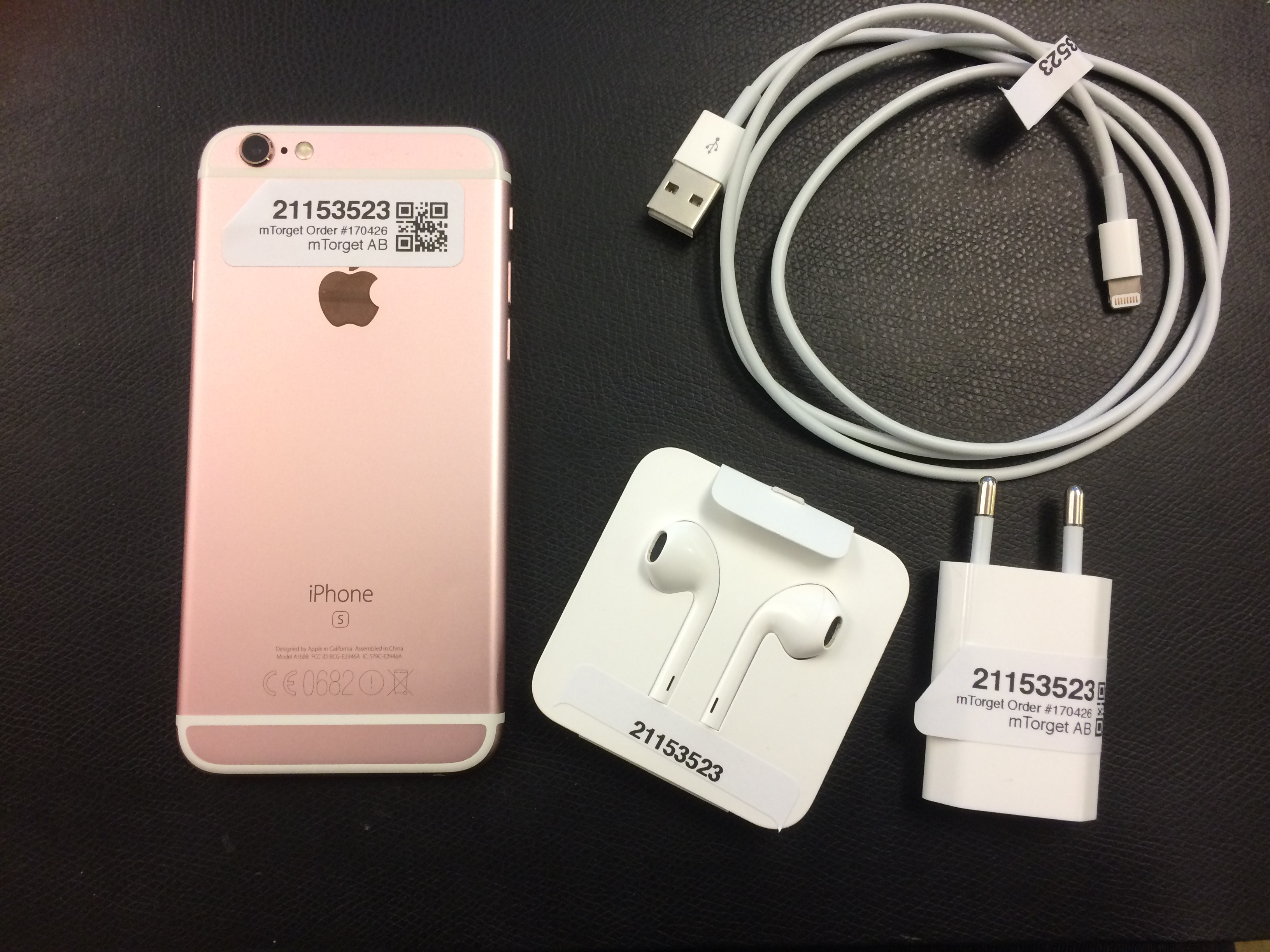 iPhone 6S 16GB, 16GB, ROSE GOLD, Bild 2