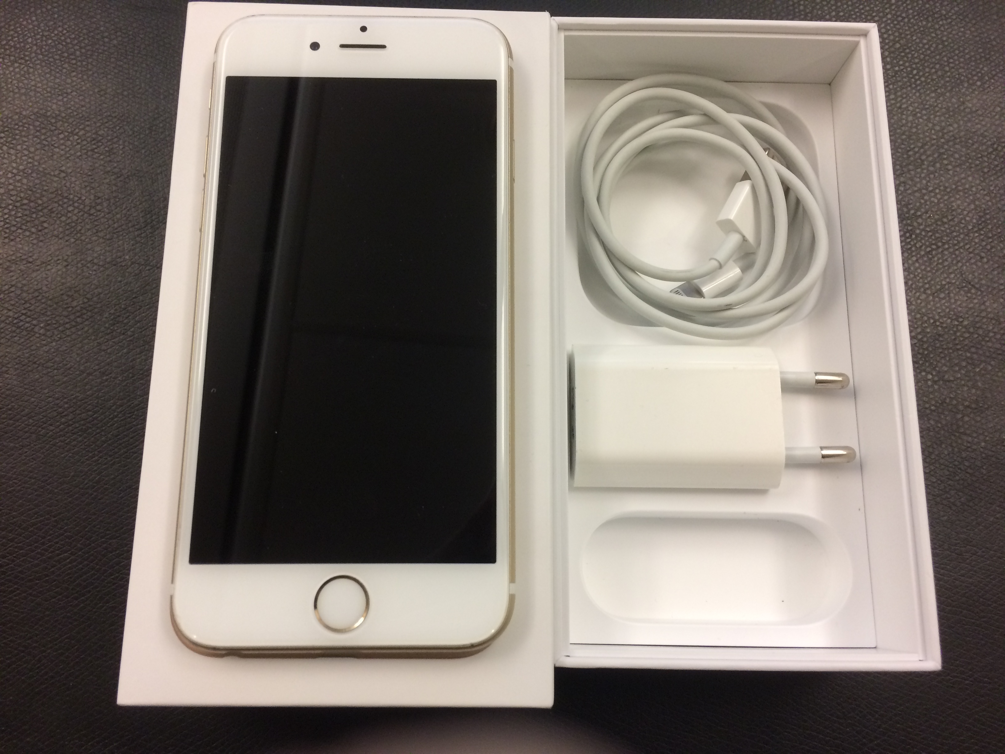 iPhone 6S 16GB, 16GB, GOLD, Afbeelding 1