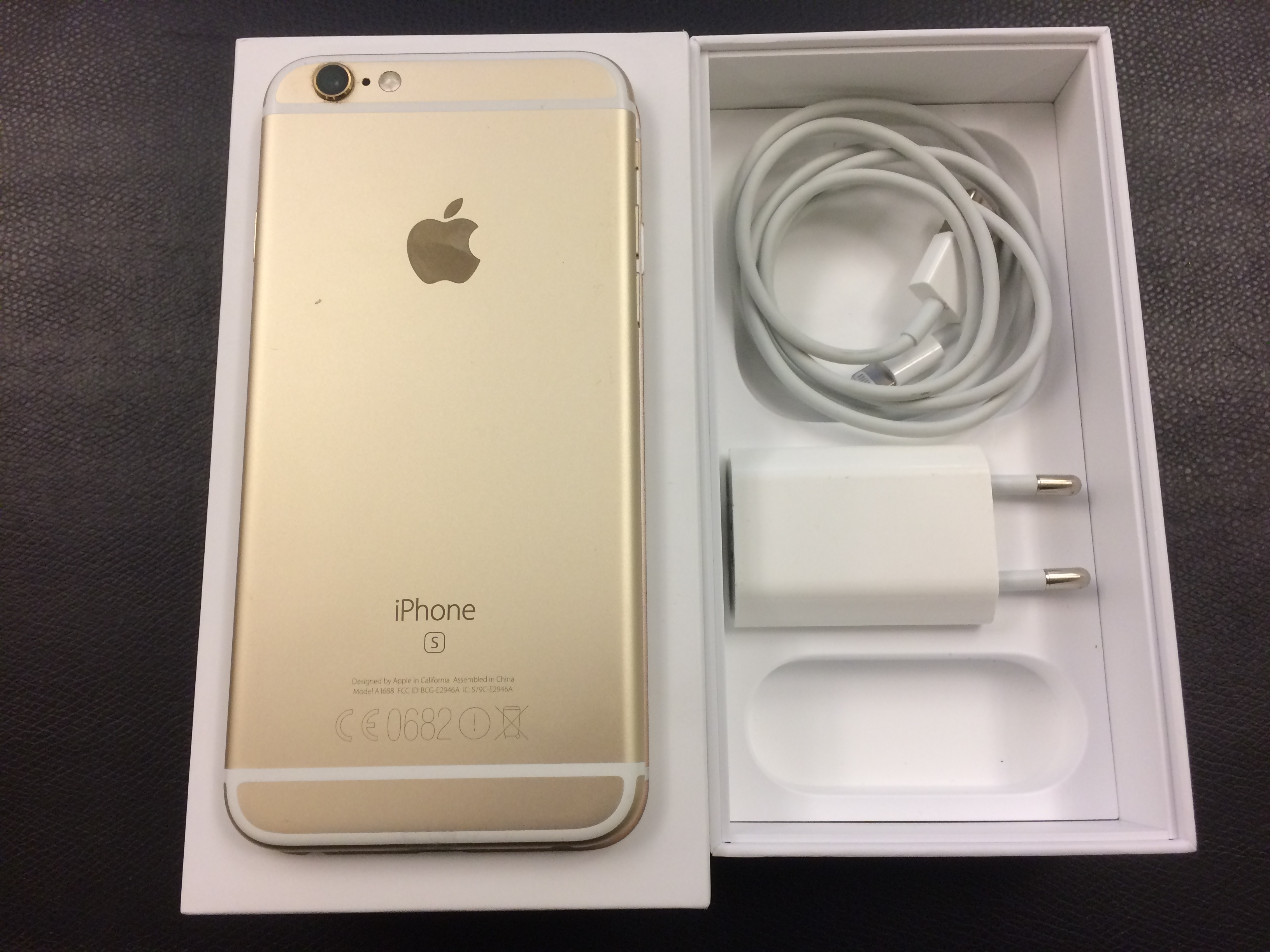 iPhone 6S 16GB, 16GB, GOLD, Afbeelding 2