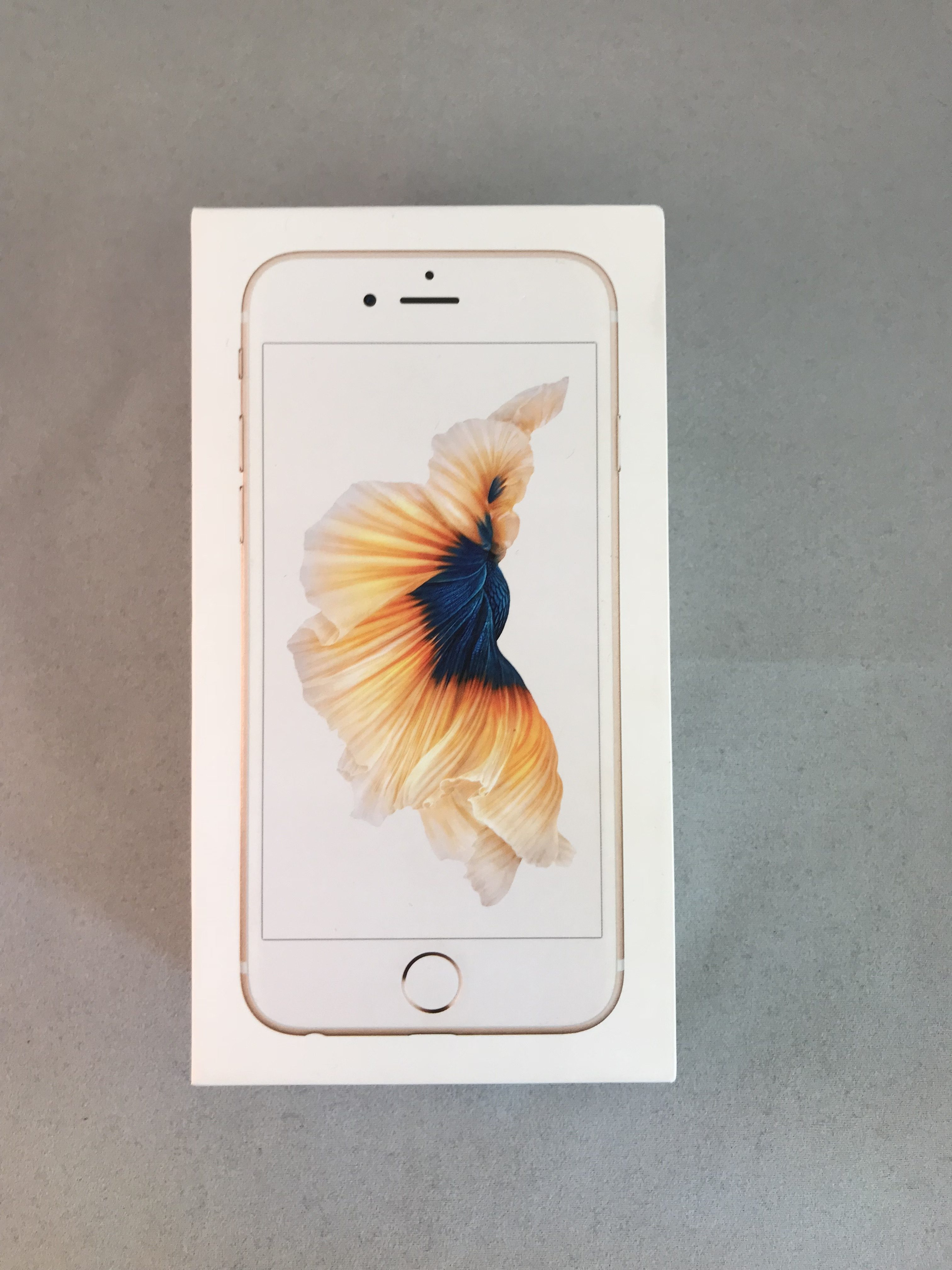 iPhone 6S 16GB, 16GB, Gold, Afbeelding 3