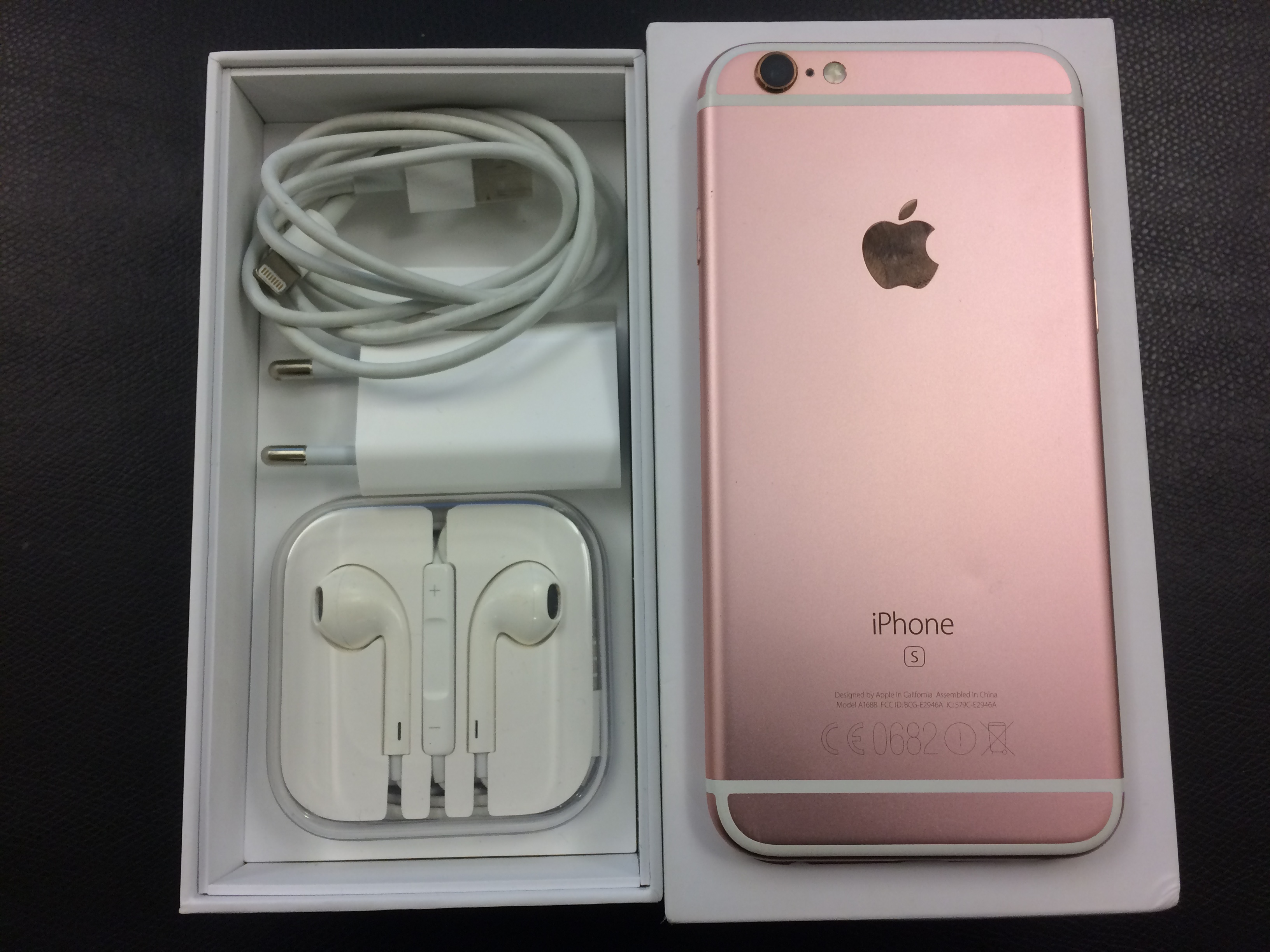 iPhone 6S 32GB, 32GB, ROSE GOLD, Bild 2