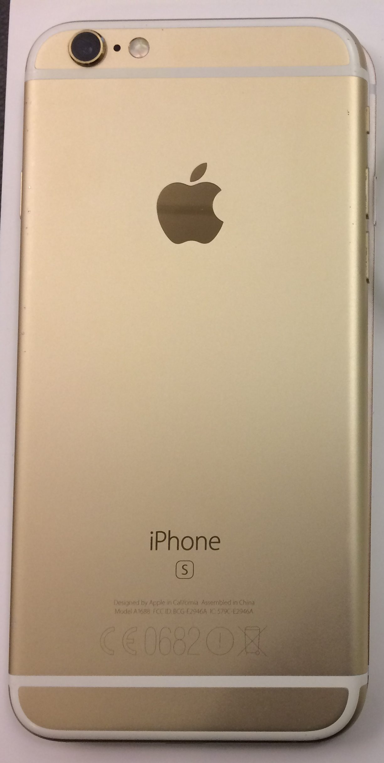 iPhone 6S 64GB, 64GB, GOLD, Bild 2