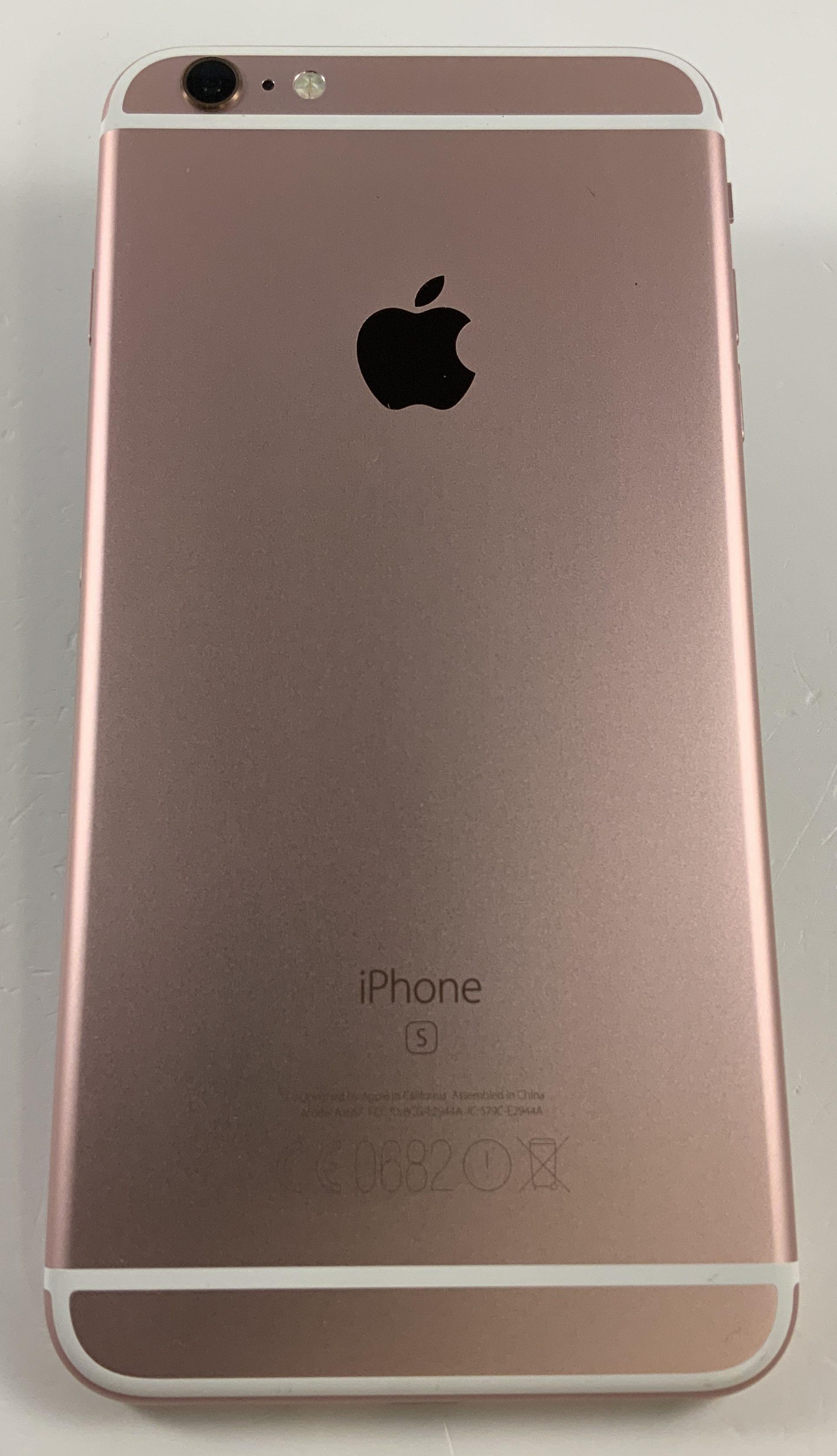 iPhone 6S Plus 64GB, 64GB, Rose Gold, bild 2