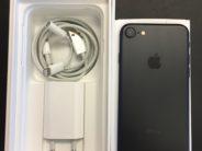 iPhone 7, 128GB, Black, Produktens ålder: 3 månader, image 2