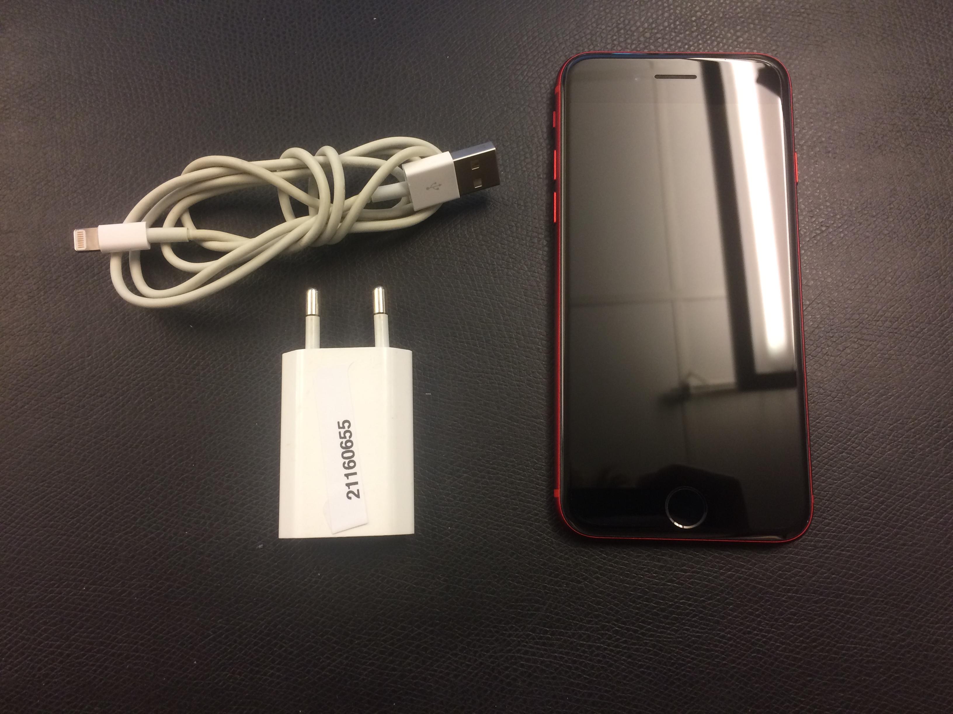 iPhone 8 256GB, 256GB, RED, bild 1