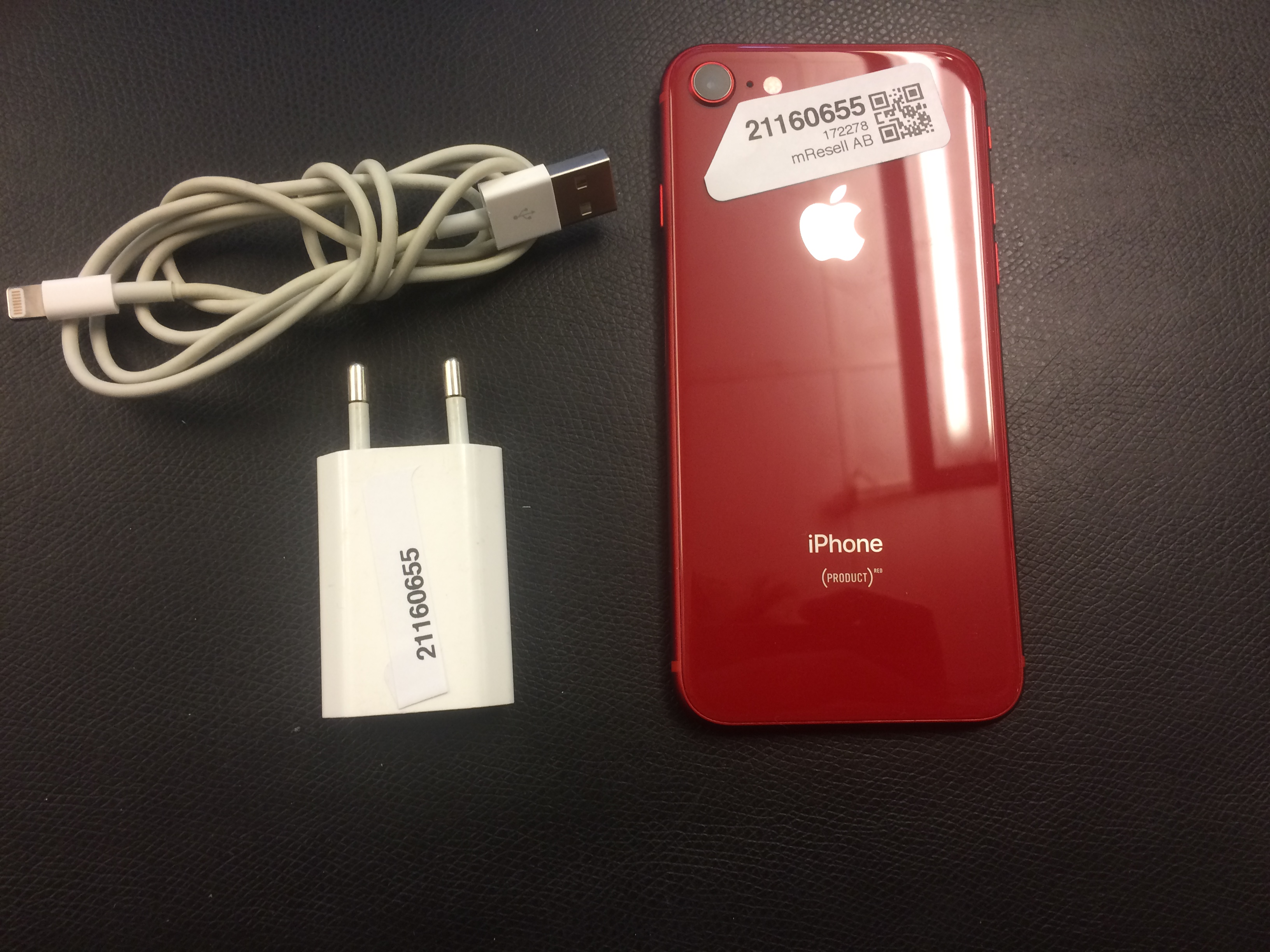 iPhone 8 256GB, 256GB, RED, bild 2