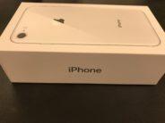 iPhone 8, 64GB, Silver, Produktens ålder: 5 månader, image 4