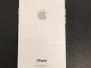 iPhone 8, 64GB, Silver, Produktens ålder: 5 månader, image 3