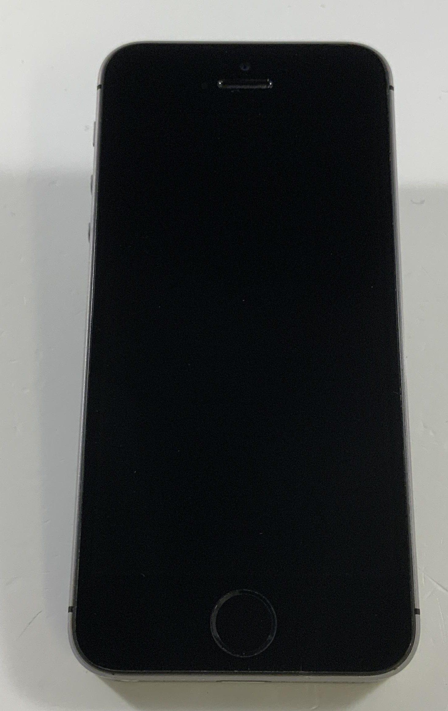 iPhone SE 128GB, 128GB, Space Gray, bild 1