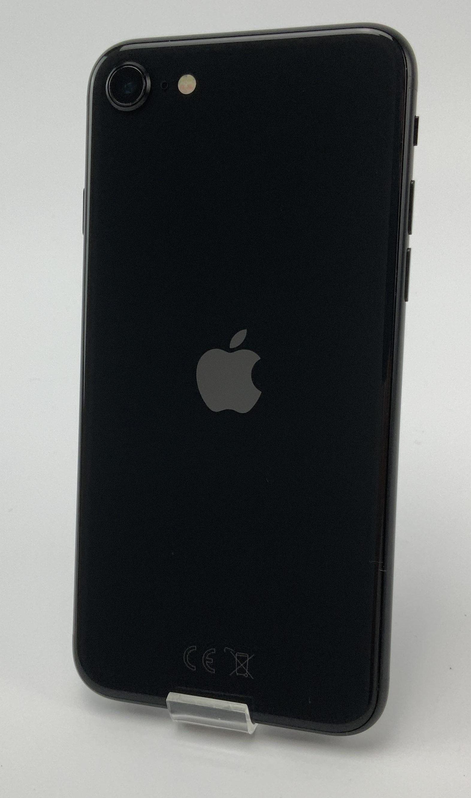 iPhone SE (2nd Gen) 64GB, 64GB, Black, bild 2