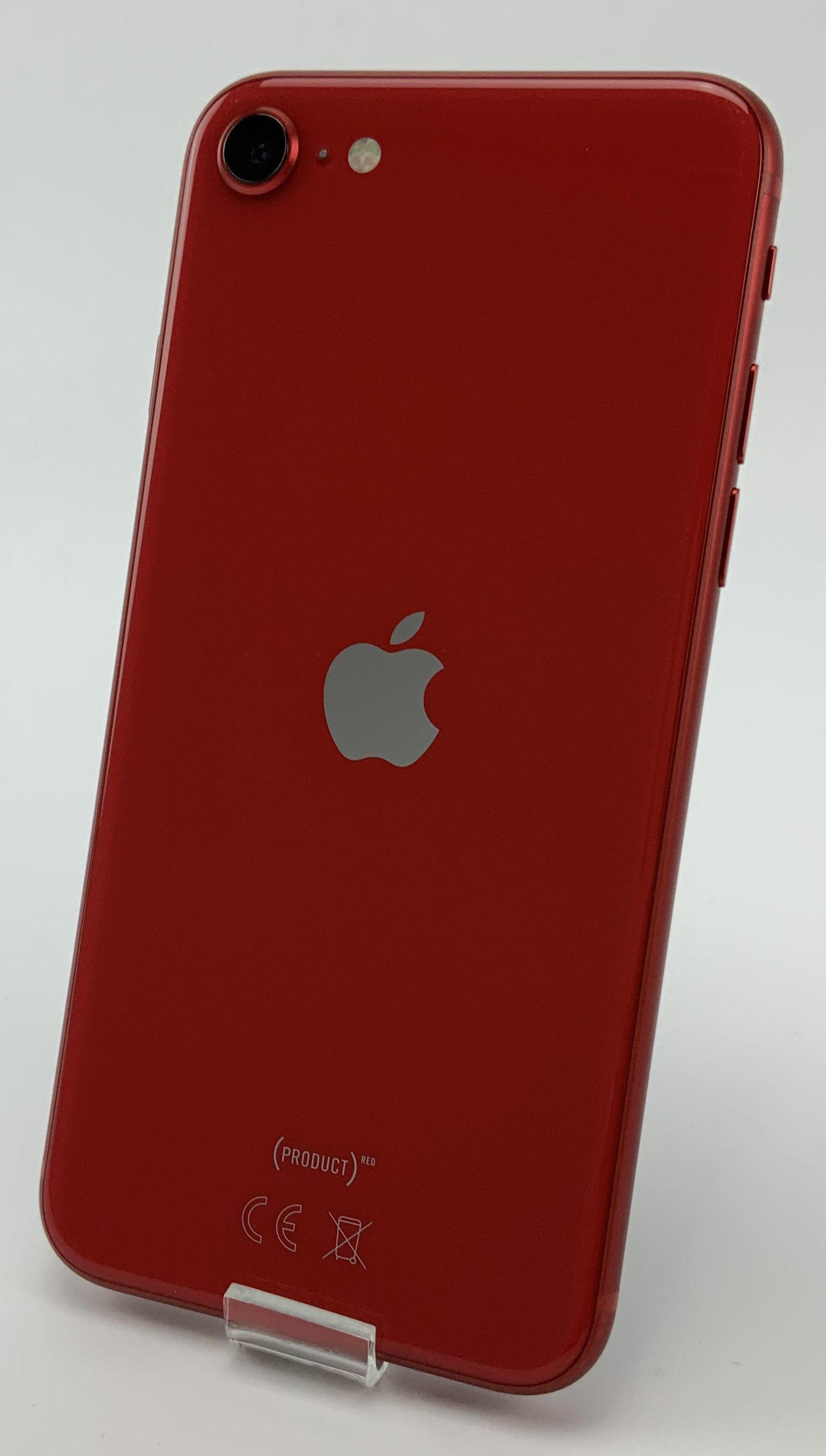 iPhone SE (2nd Gen) 64GB, 64GB, Red, Kuva 2