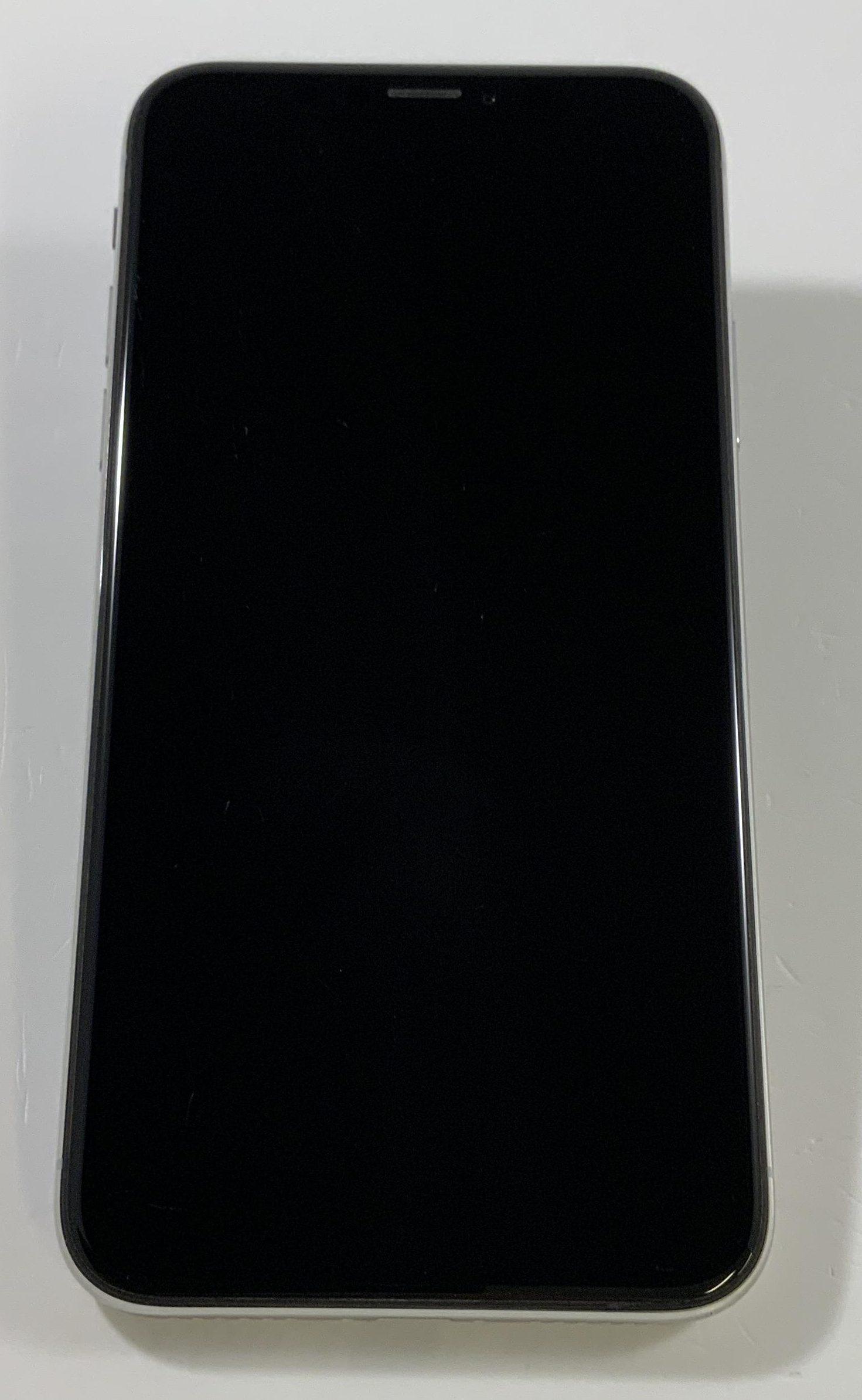iPhone X 256GB, 256GB, Silver, Afbeelding 1