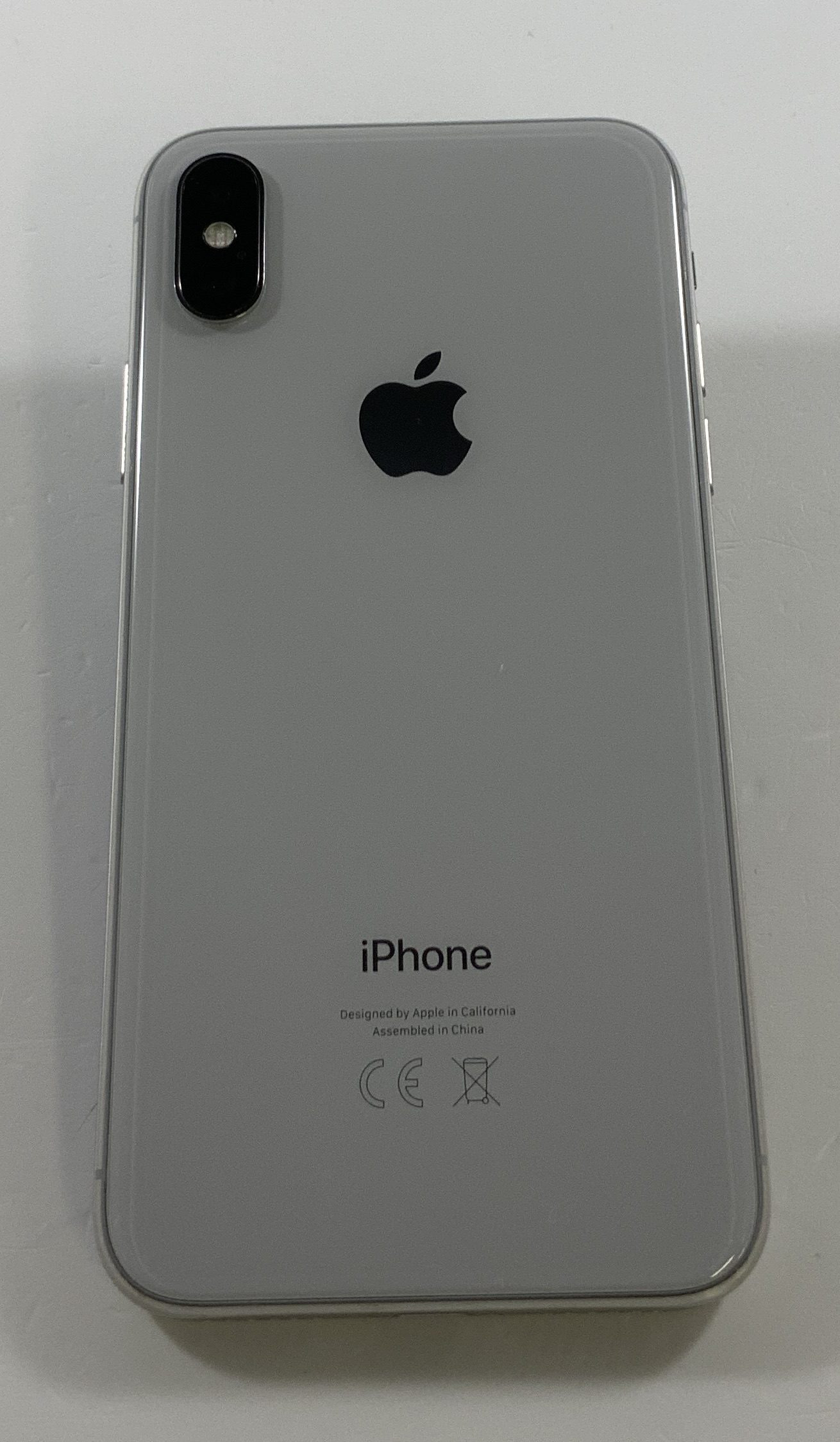 iPhone X 256GB, 256GB, Silver, obraz 2