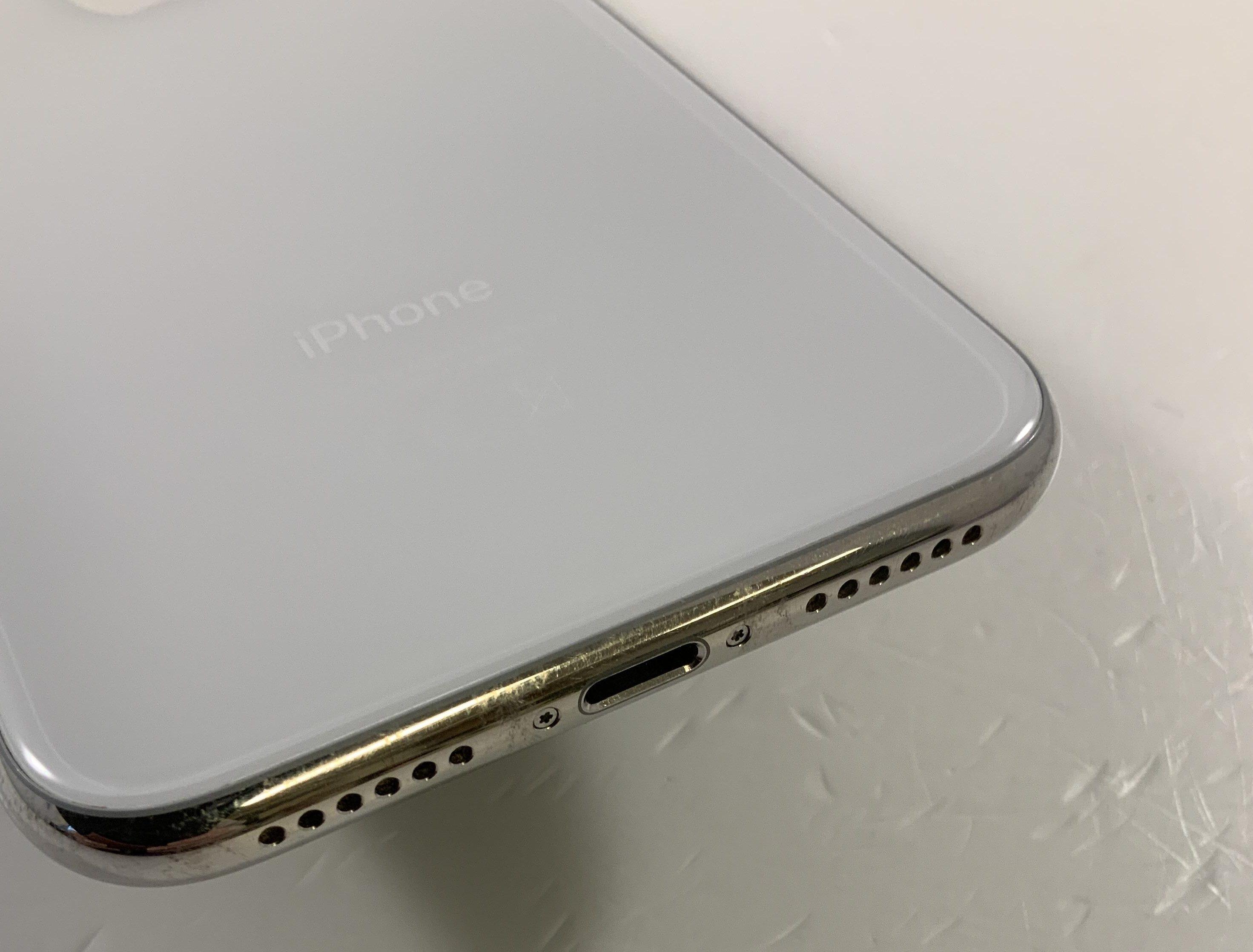 iPhone X 64GB, 64GB, Silver, Bild 3