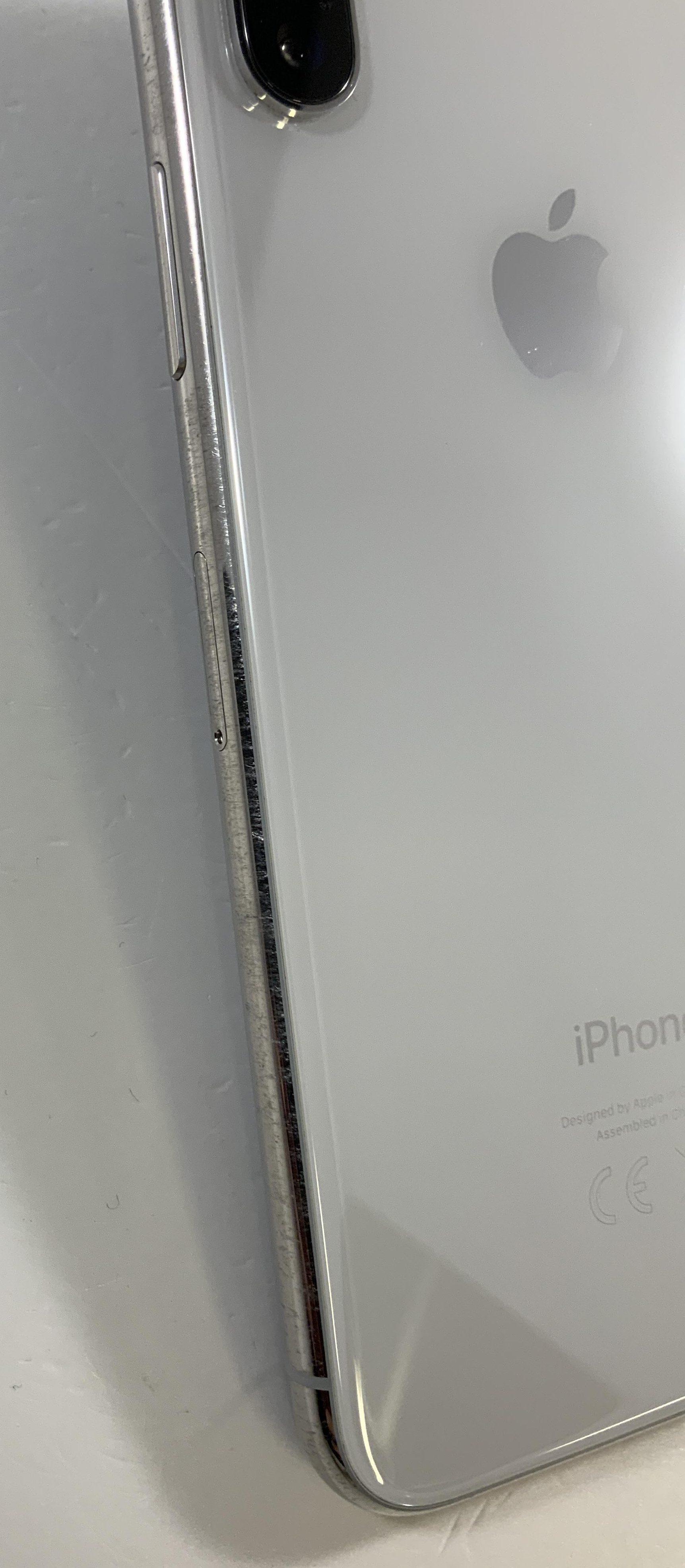 iPhone X 64GB, 64GB, Silver, Bild 4