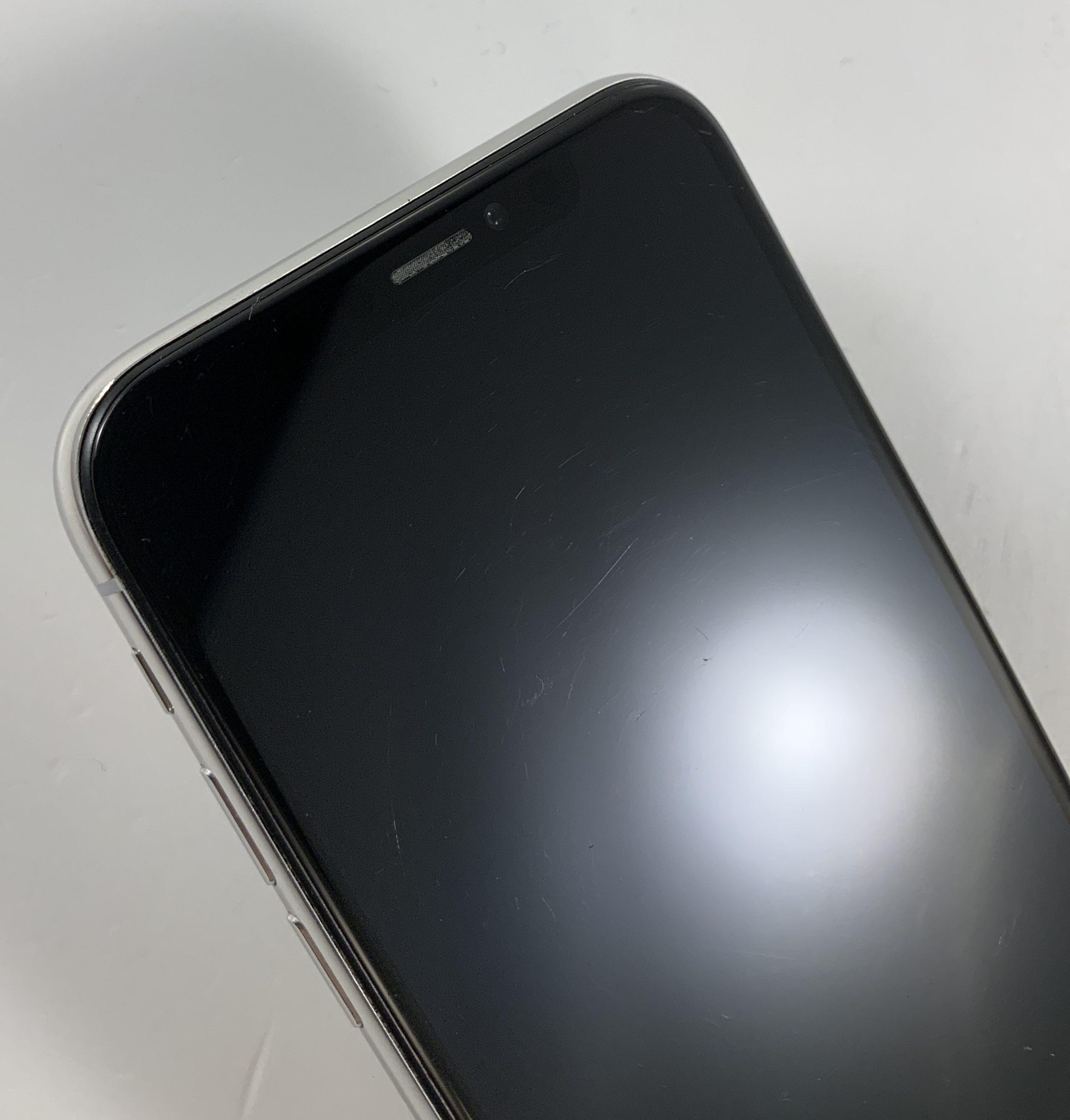 iPhone X 64GB, 64GB, Silver, obraz 3