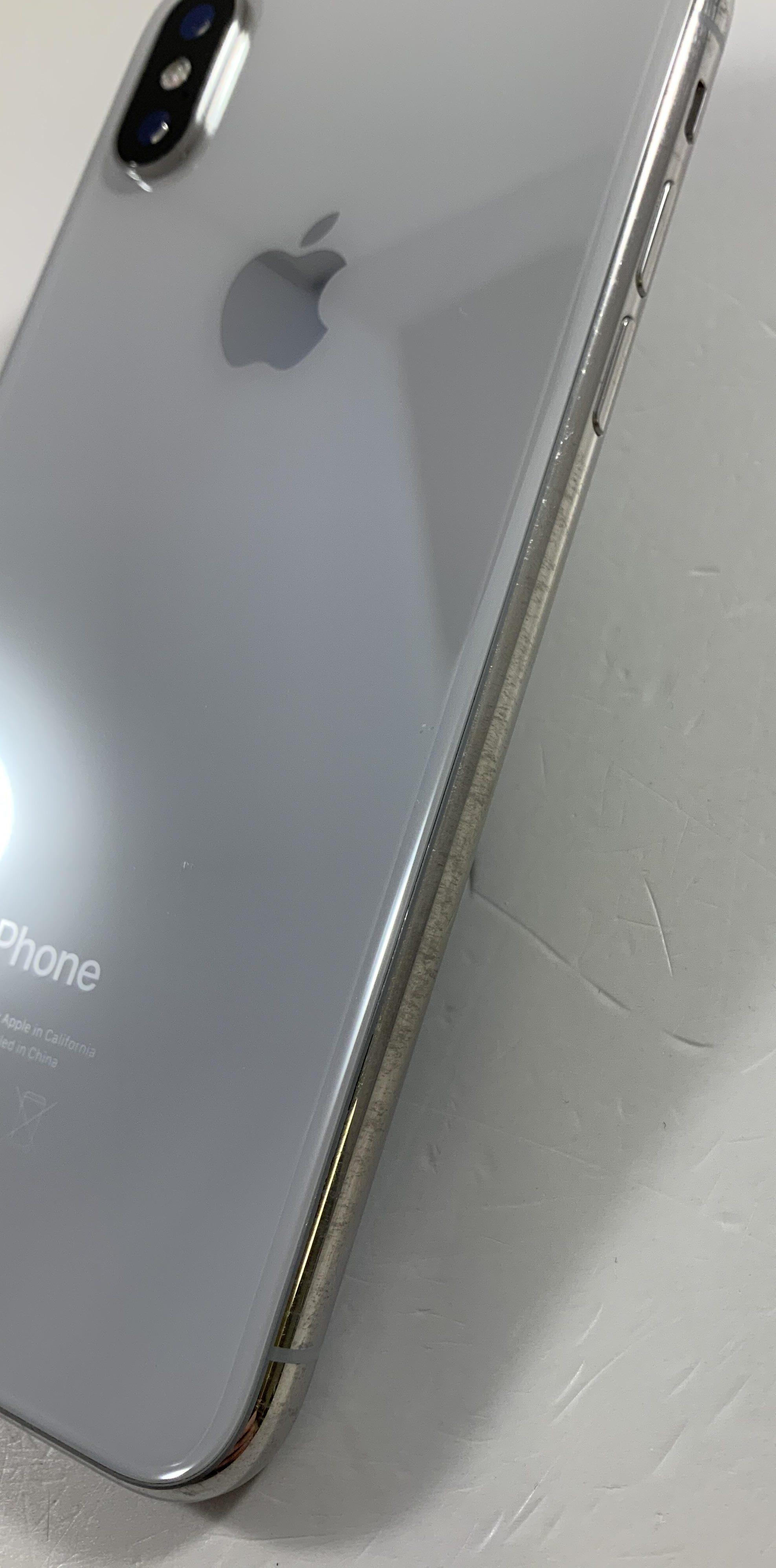 iPhone X 64GB, 64GB, Silver, Bild 5