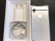 iPhone X, 64GB, Silver