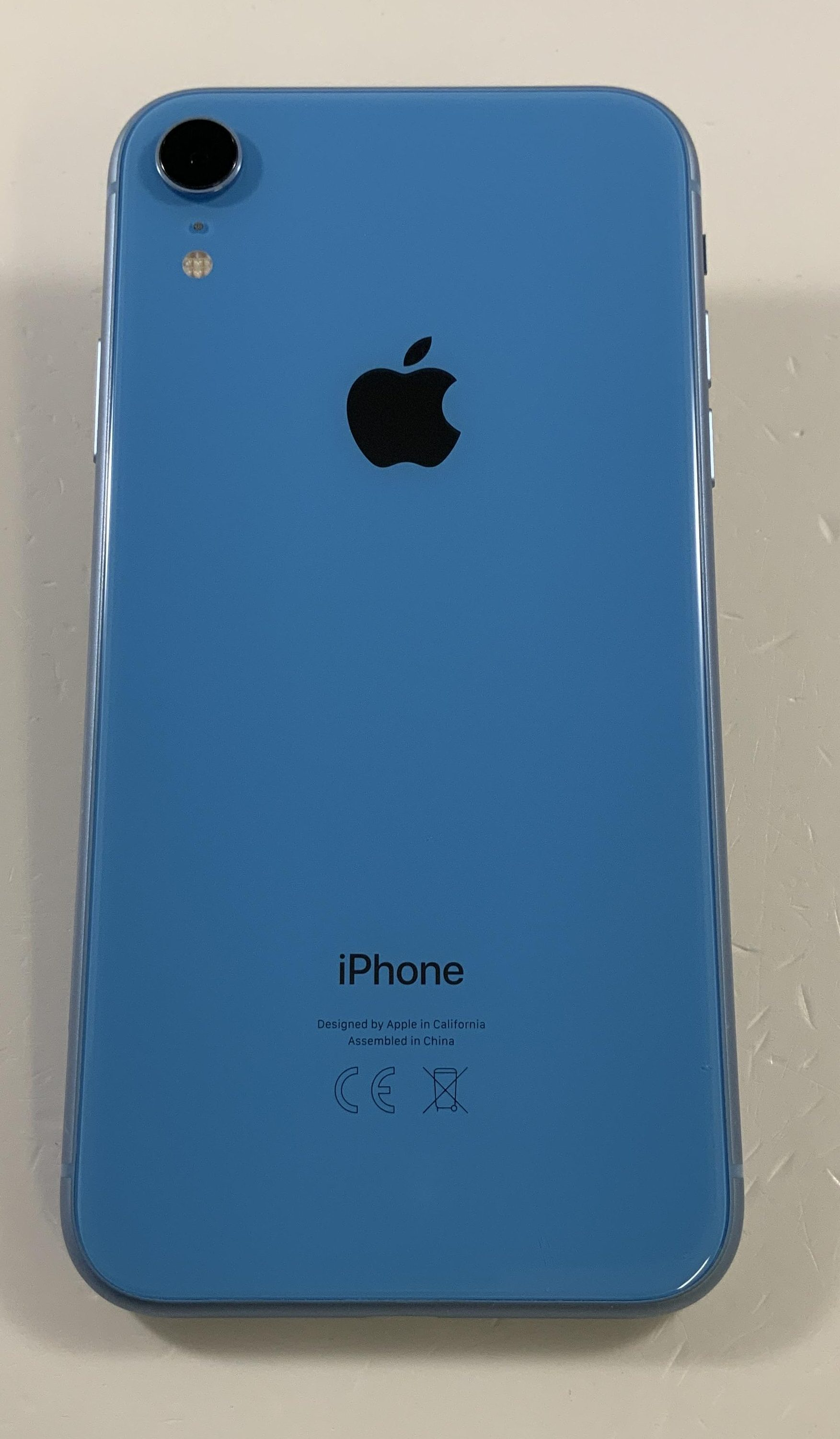 iPhone XR 128GB, 128GB, Blue, image 2