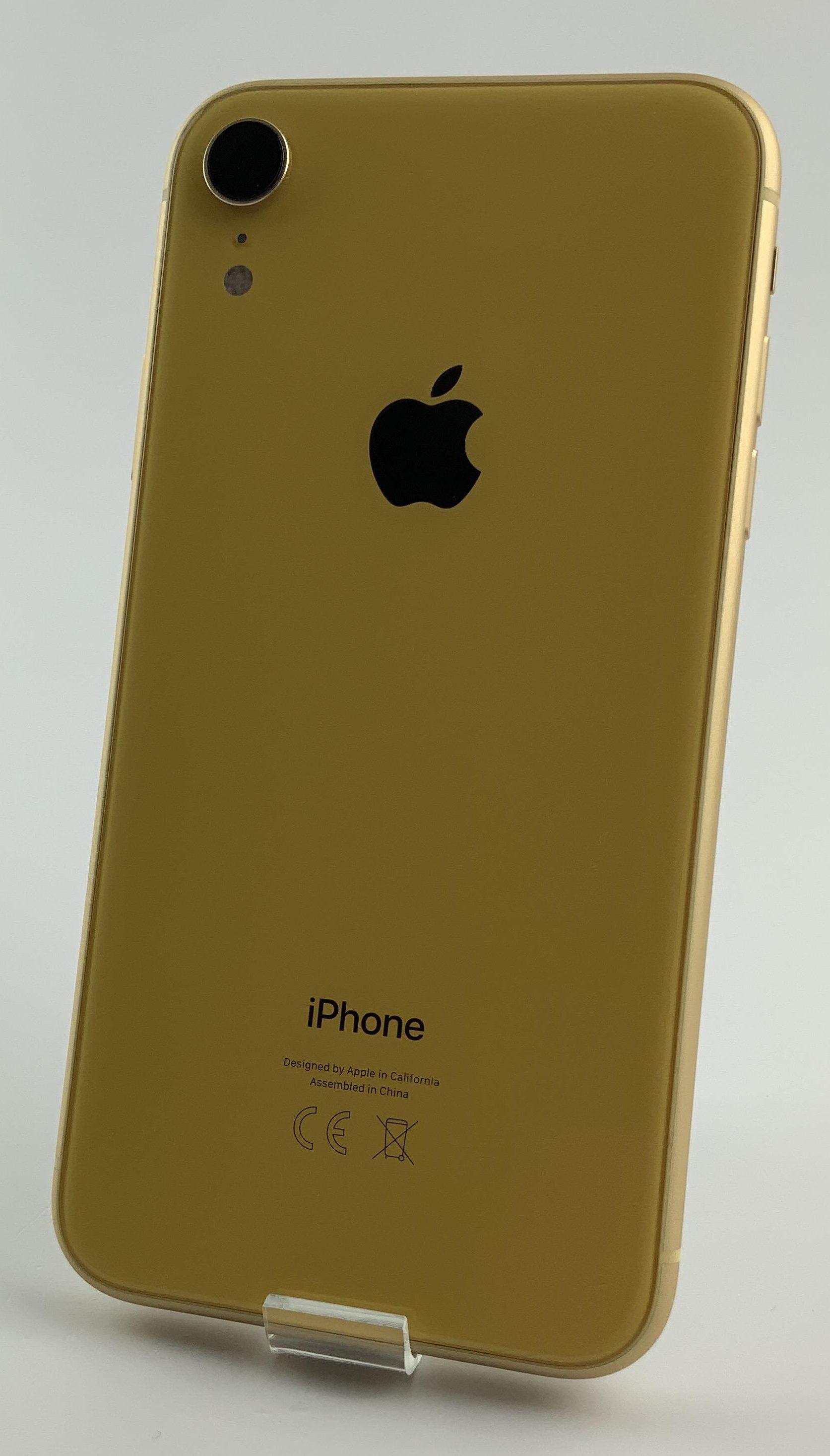 iPhone XR 128GB, 128GB, Yellow, Afbeelding 2