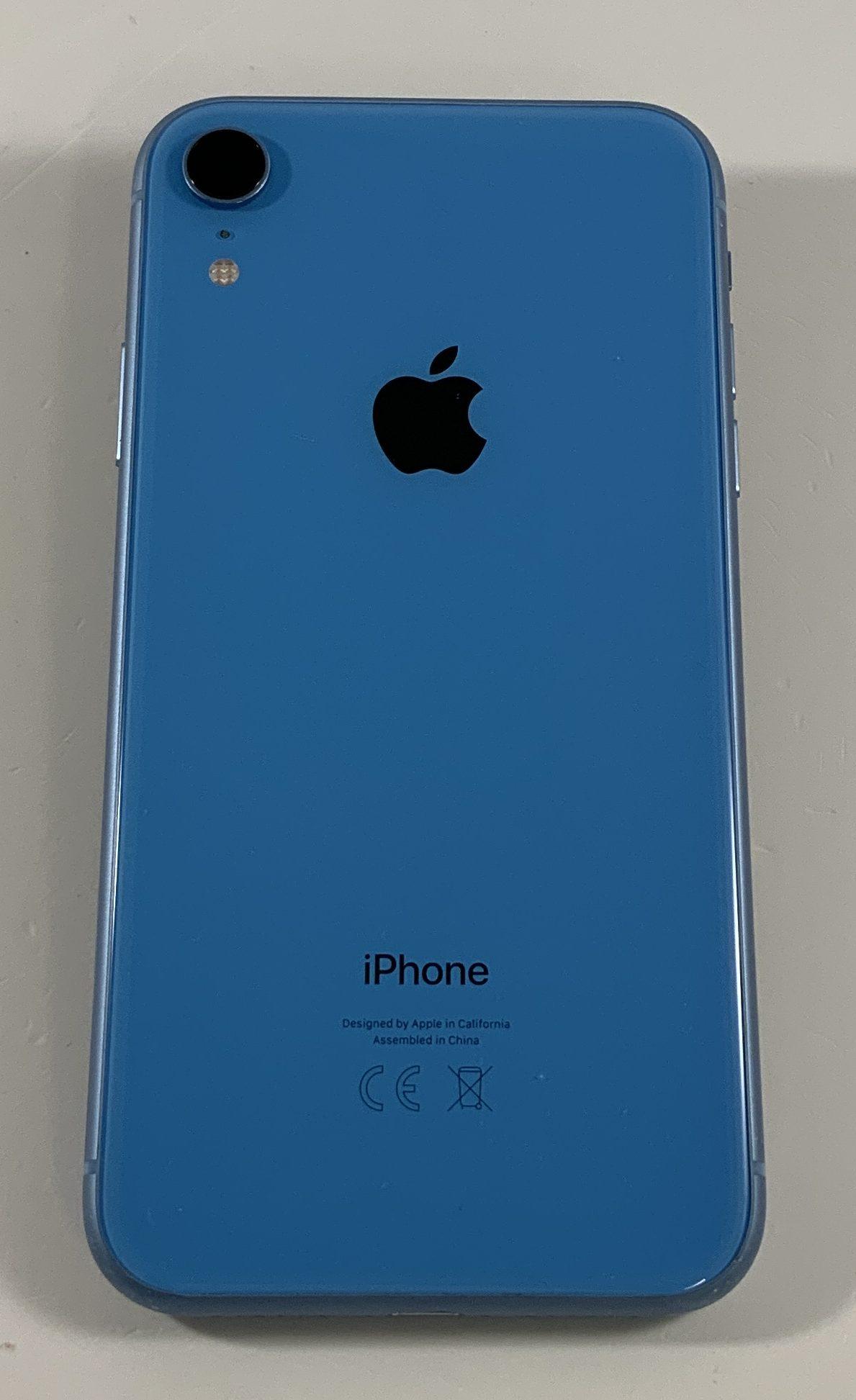 iPhone XR 128GB, 128GB, Blue, bild 2