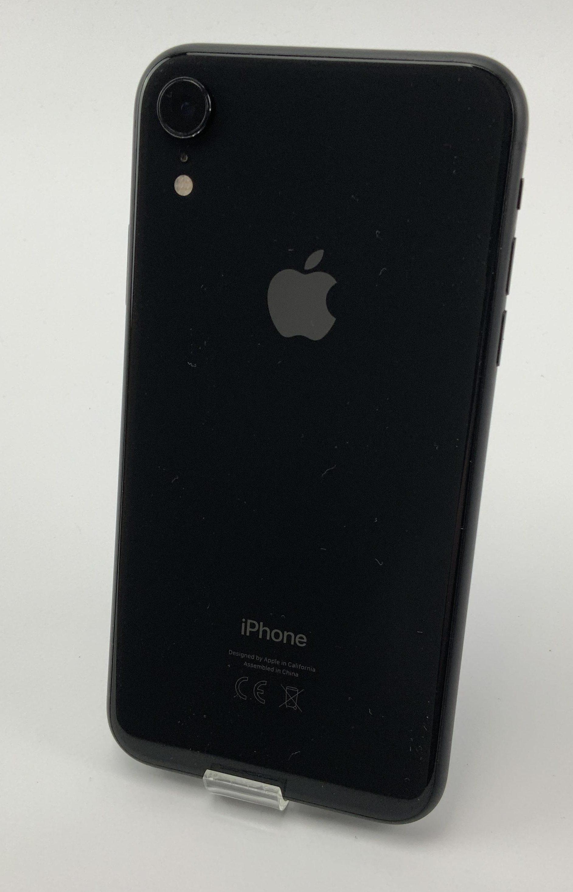 iPhone XR 128GB, 128GB, Black, Bild 2