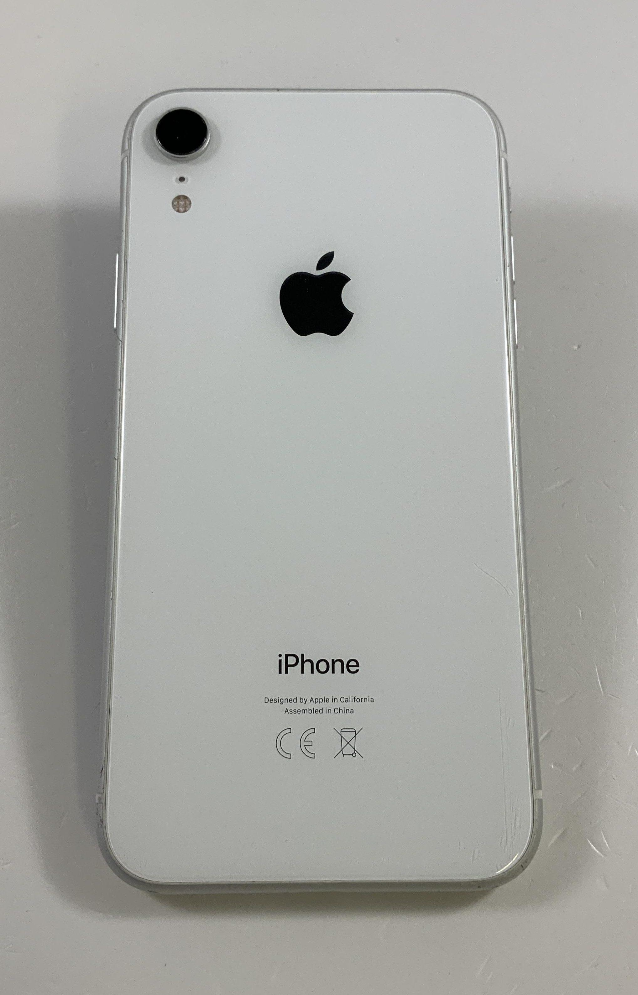 iPhone XR 128GB, 128GB, White, Bild 2