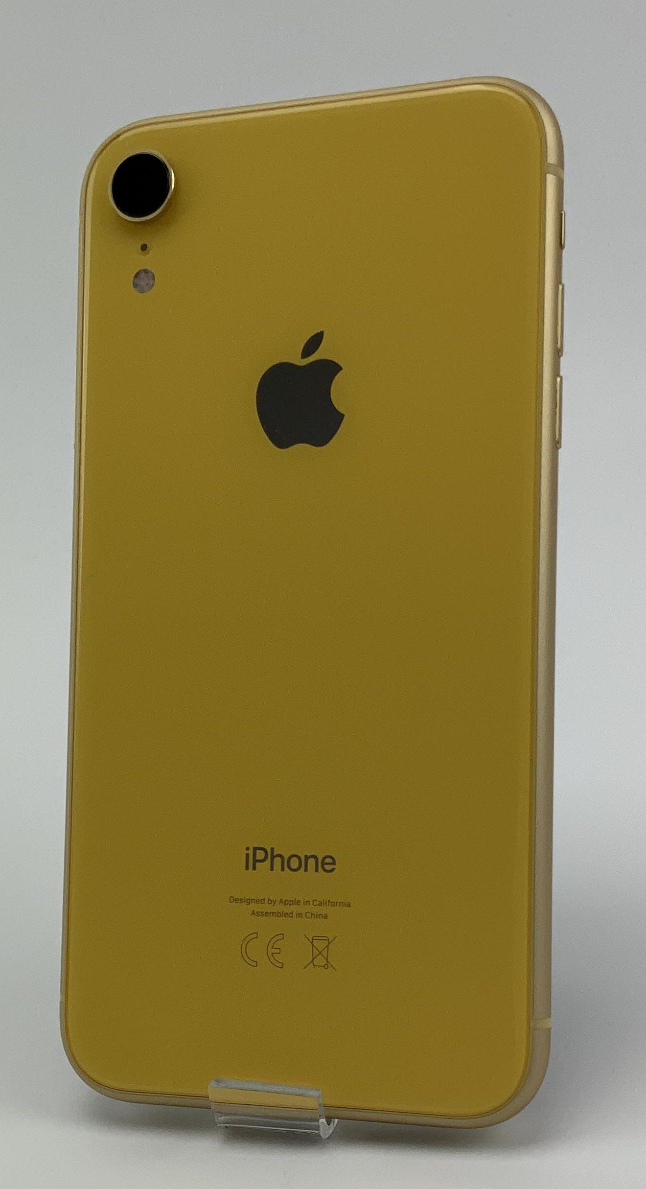 iPhone XR 256GB, 256GB, Yellow, bild 2