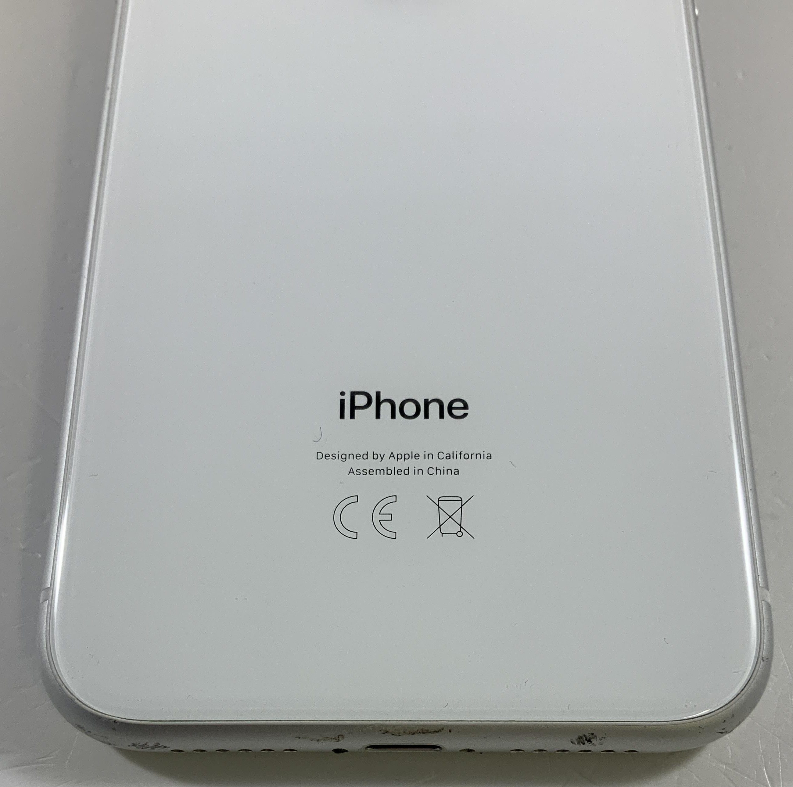 iPhone XR 64GB, 64GB, White, Kuva 3