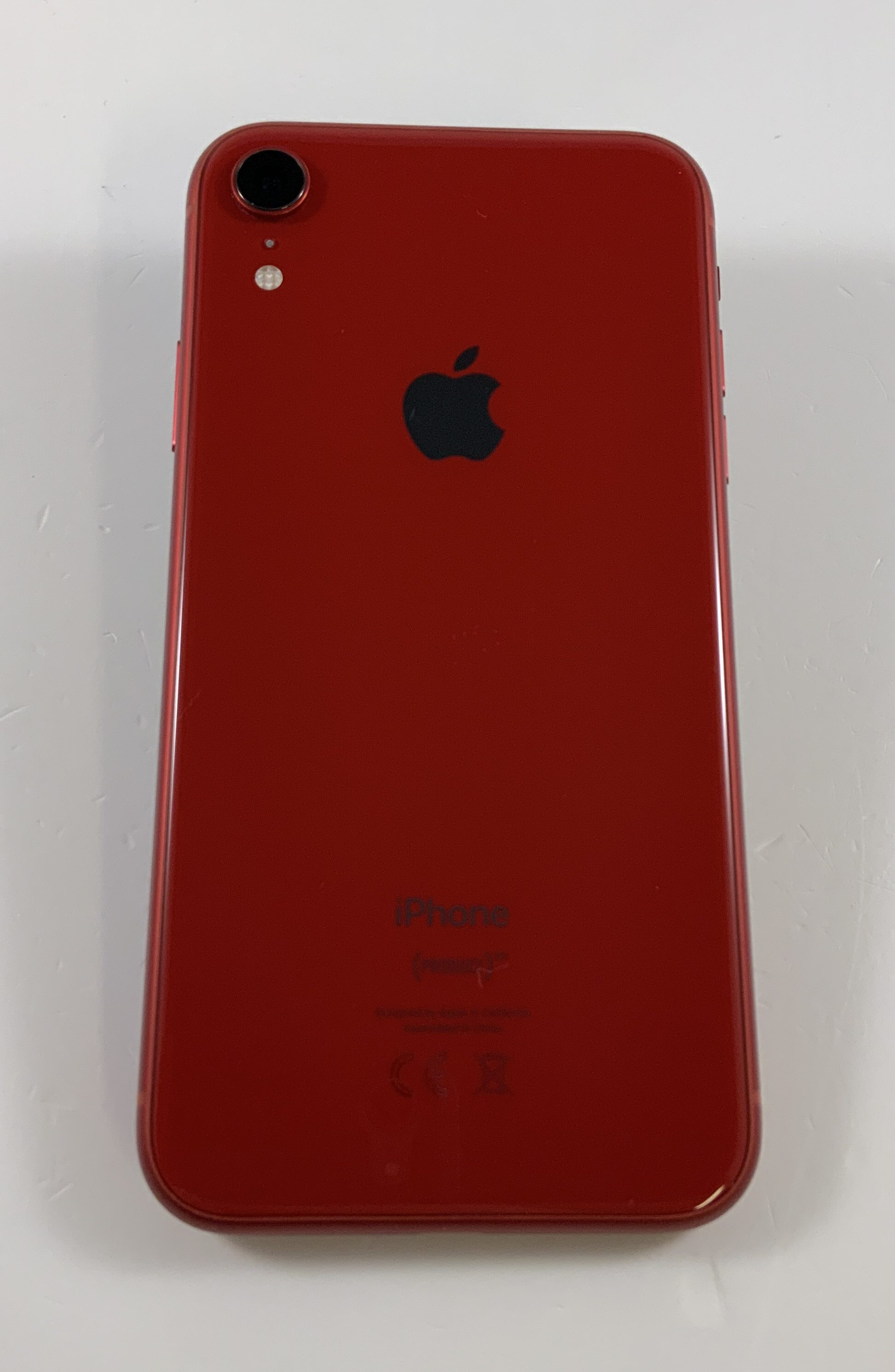 iPhone XR 64GB, 64GB, Red, Kuva 2