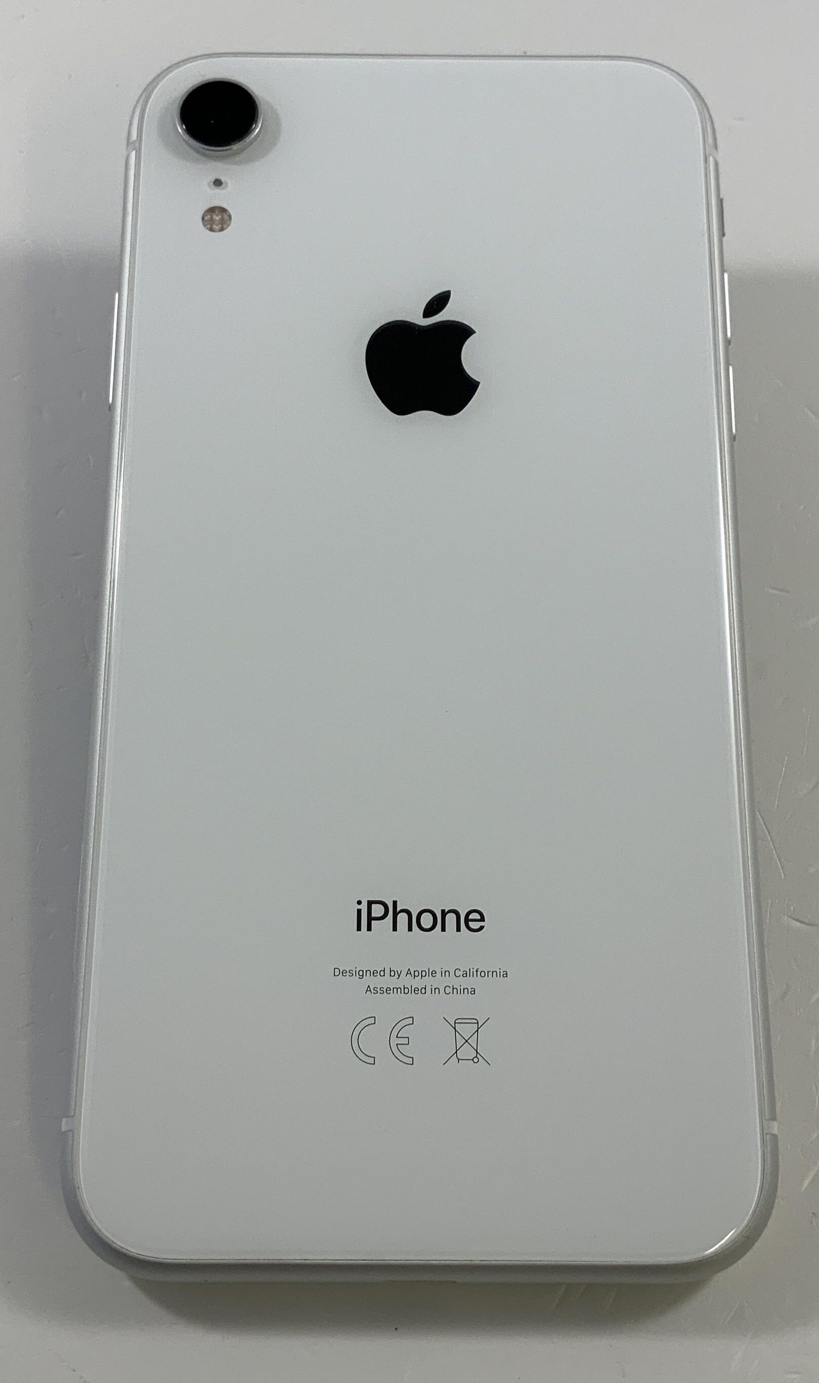 iPhone XR 64GB, 64GB, White, Bild 2