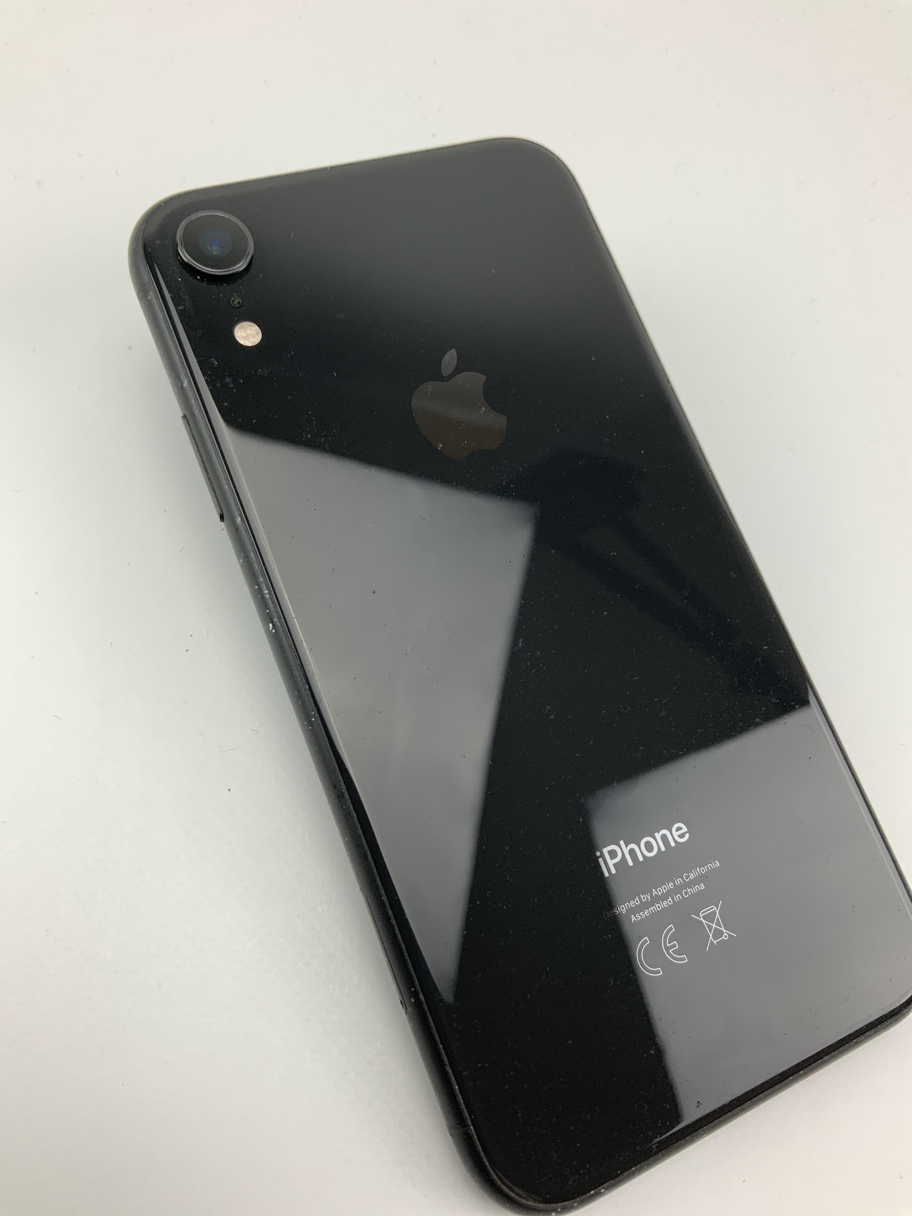 iPhone XR 64GB, 64GB, Black, Afbeelding 3