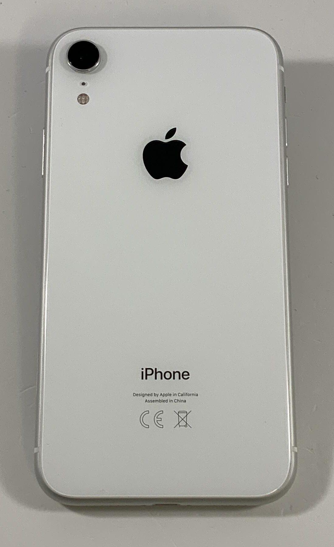 iPhone XR 64GB, 64GB, White, Kuva 2