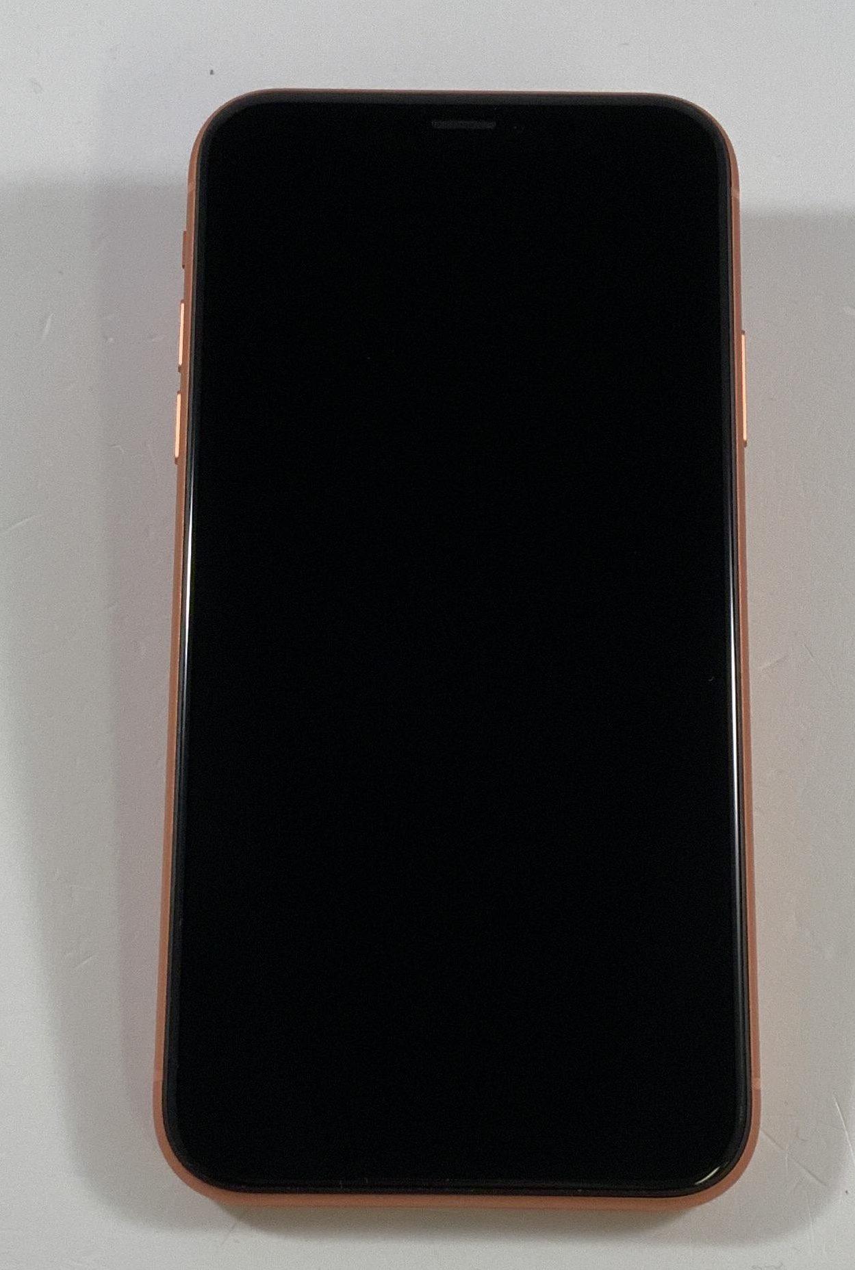 iPhone XR 64GB, 64GB, Coral, Kuva 1