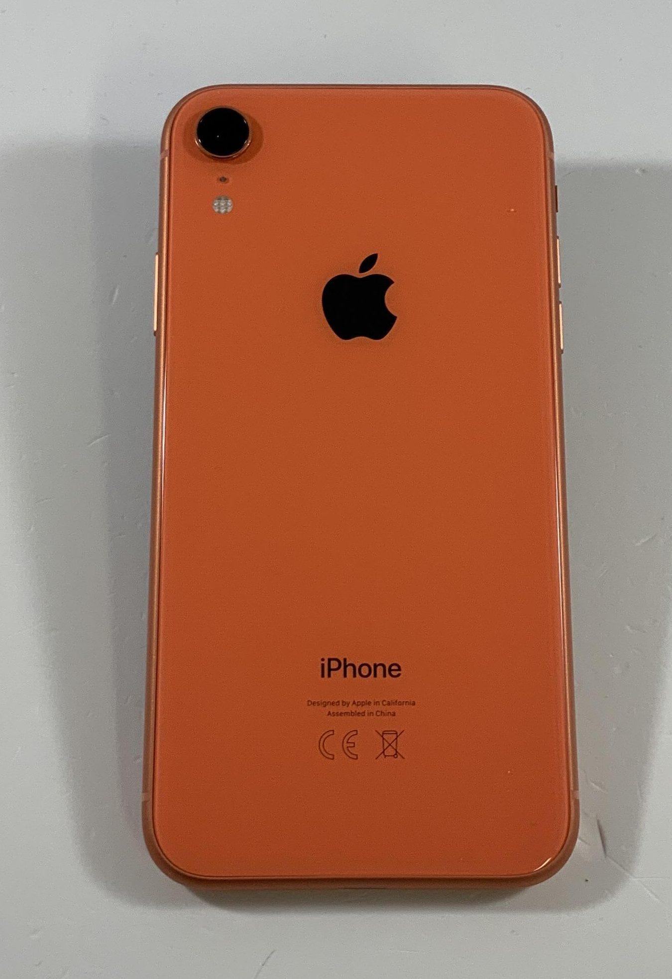 iPhone XR 64GB, 64GB, Coral, Kuva 2