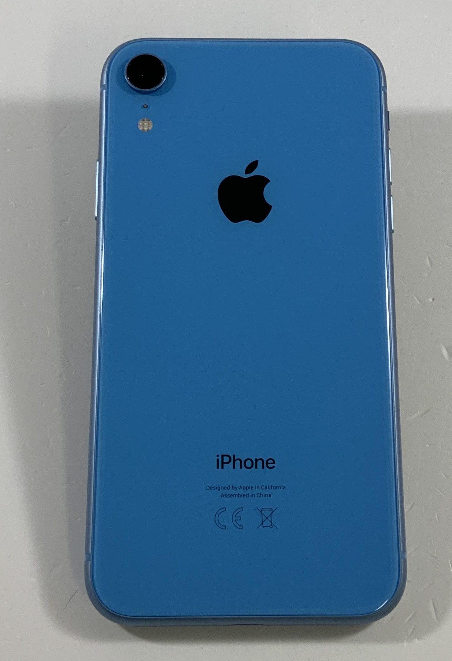 iPhone XR 64GB, 64GB, Blue, Bild 2