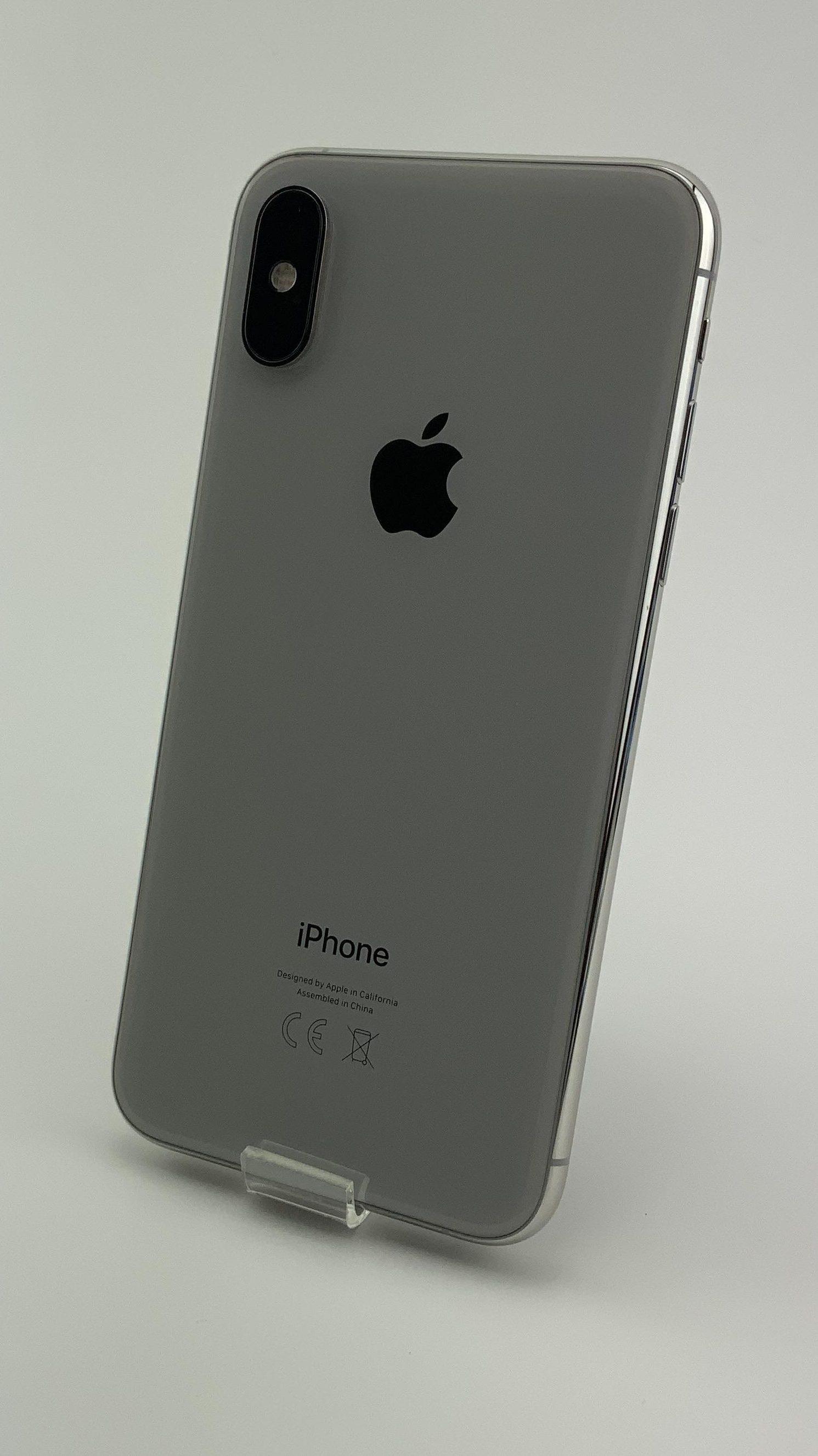 iPhone XS 256GB, 256GB, Silver, Afbeelding 2