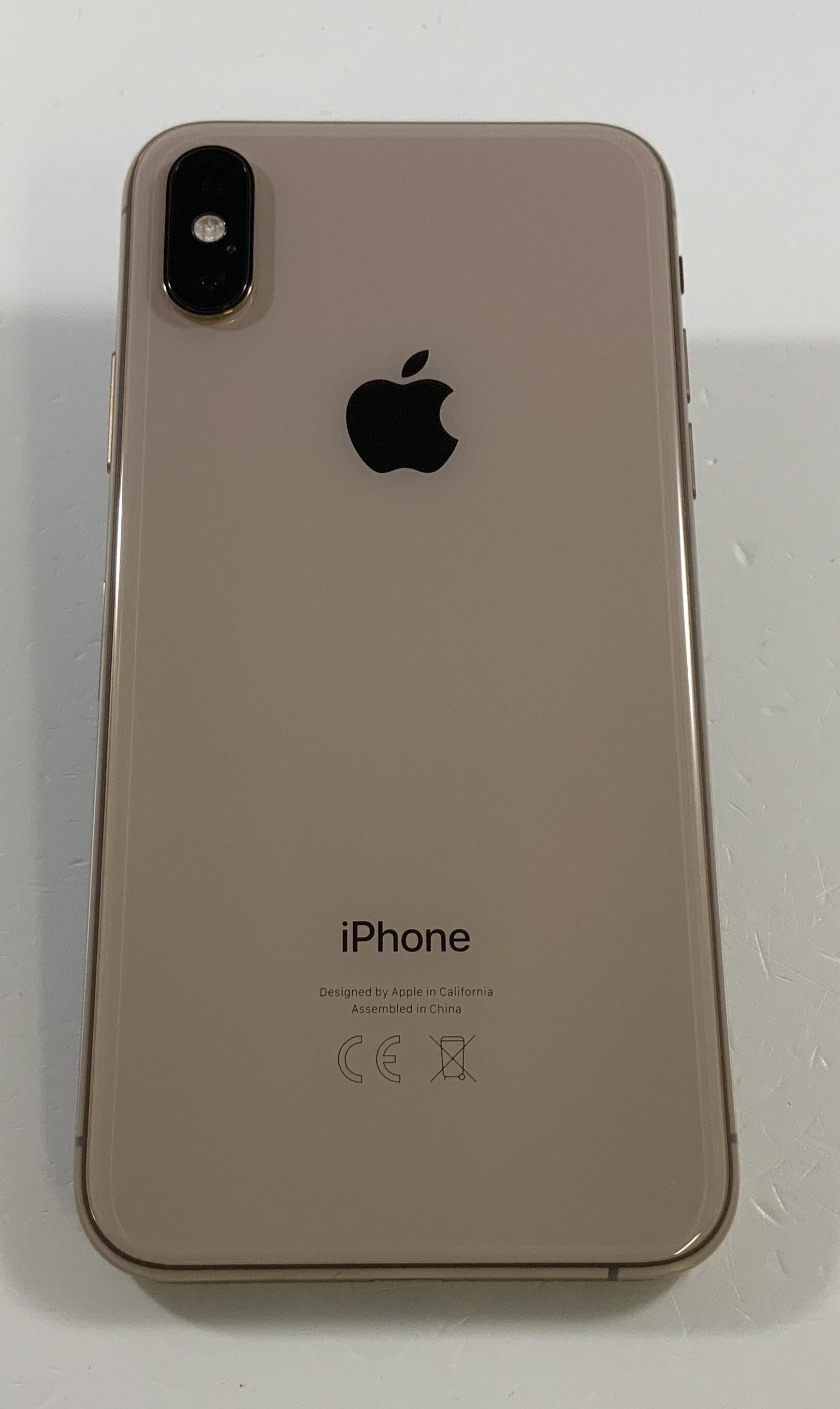 iPhone XS 256GB, 256GB, Gold, Afbeelding 2