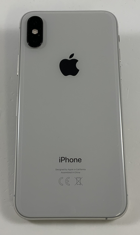 iPhone XS 256GB, 256GB, Silver, bild 2