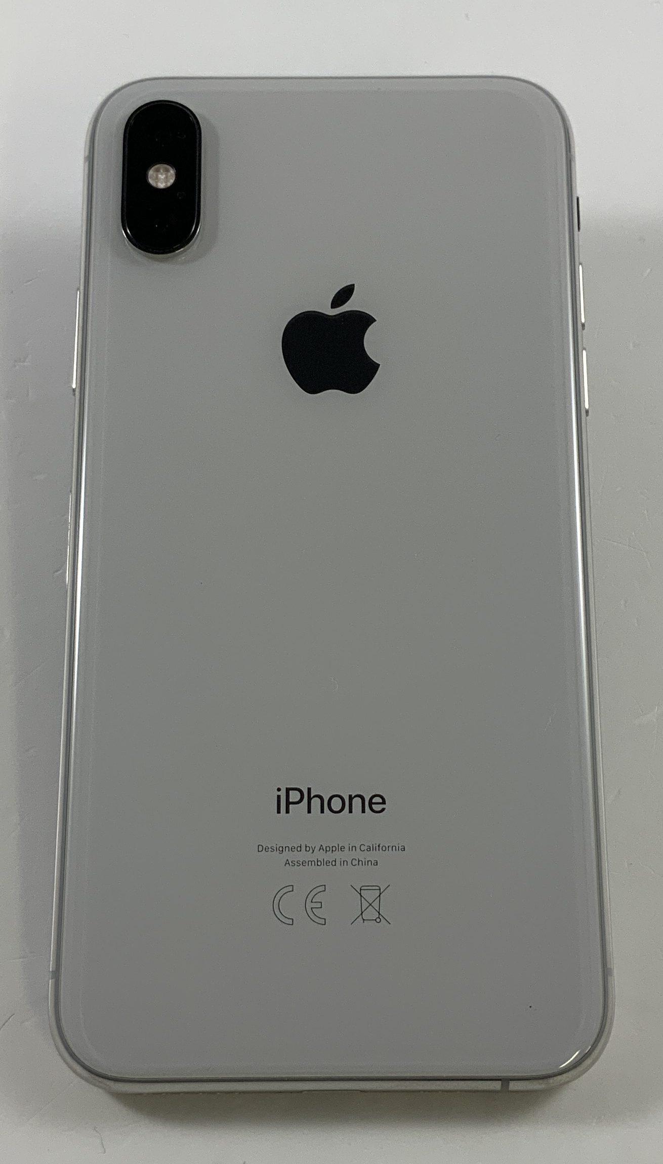 iPhone XS 256GB, 256GB, Silver, image 2